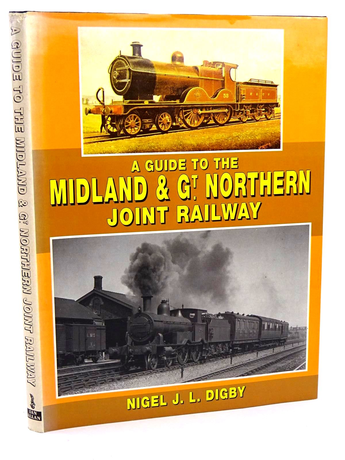Photo of A GUIDE TO THE MIDLAND & GT. NORTHERN JOINT RAILWAY- Stock Number: 1818212