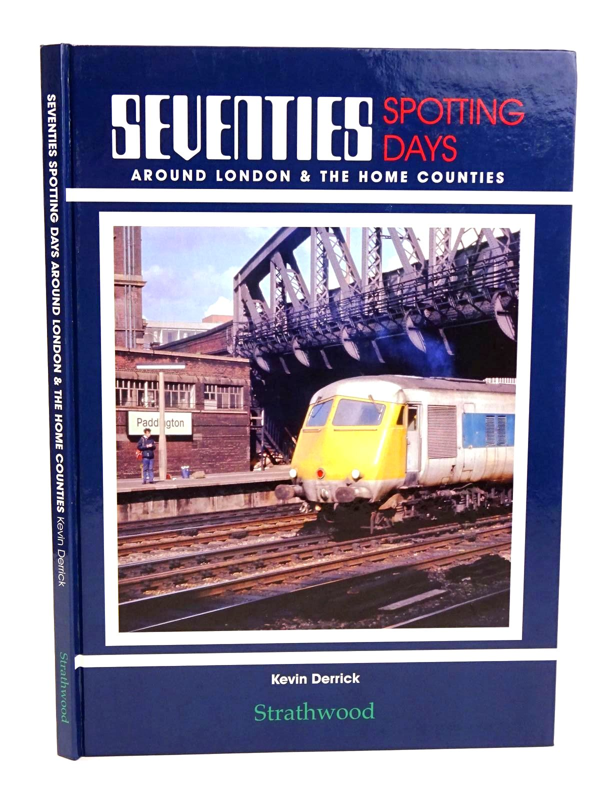 Photo of SEVENTIES SPOTTING DAYS AROUND LONDON & THE HOME COUNTIES- Stock Number: 1818214