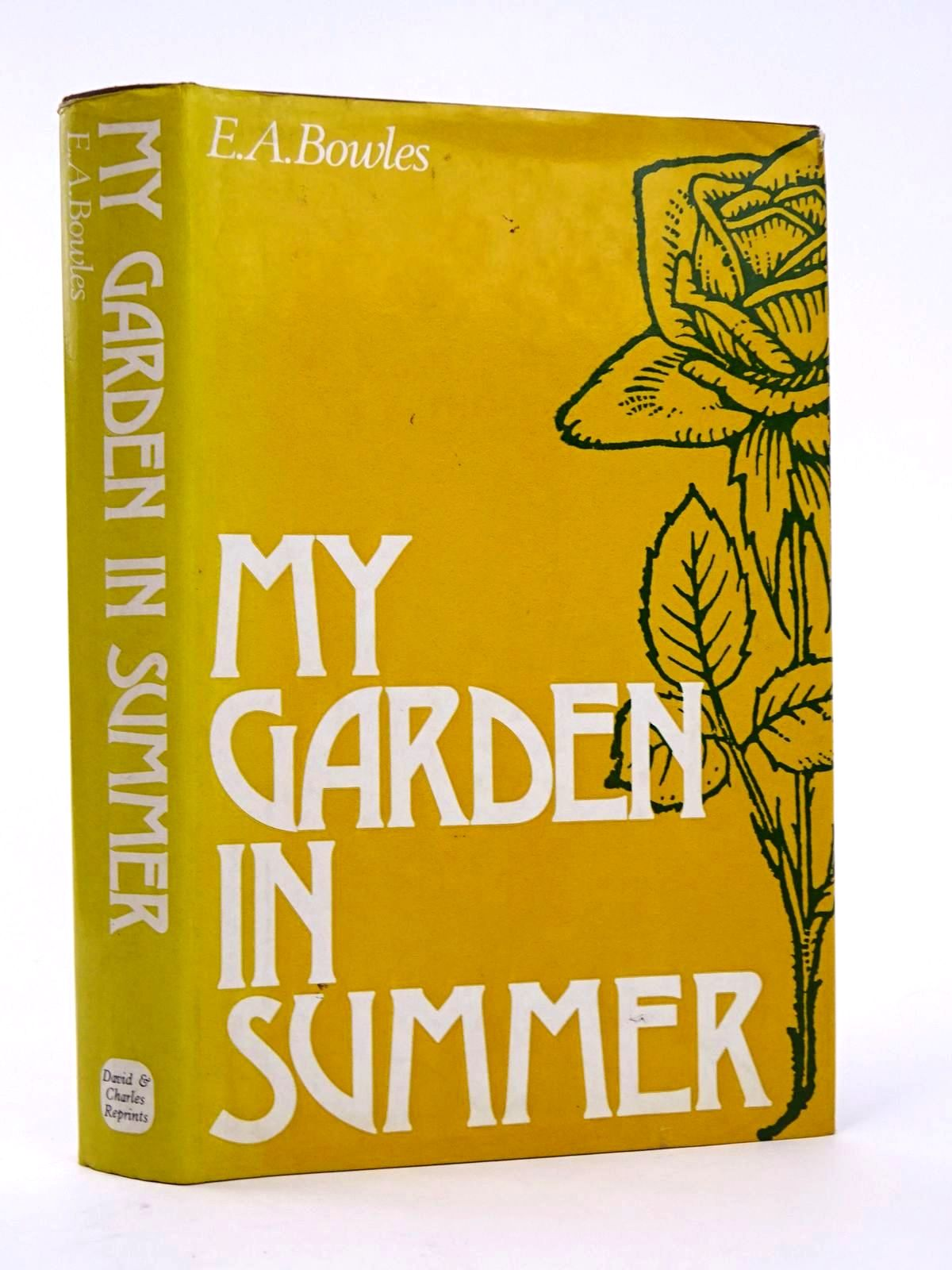 Photo of MY GARDEN IN SUMMER written by Bowles, E.A. published by David & Charles (STOCK CODE: 1818222)  for sale by Stella & Rose's Books