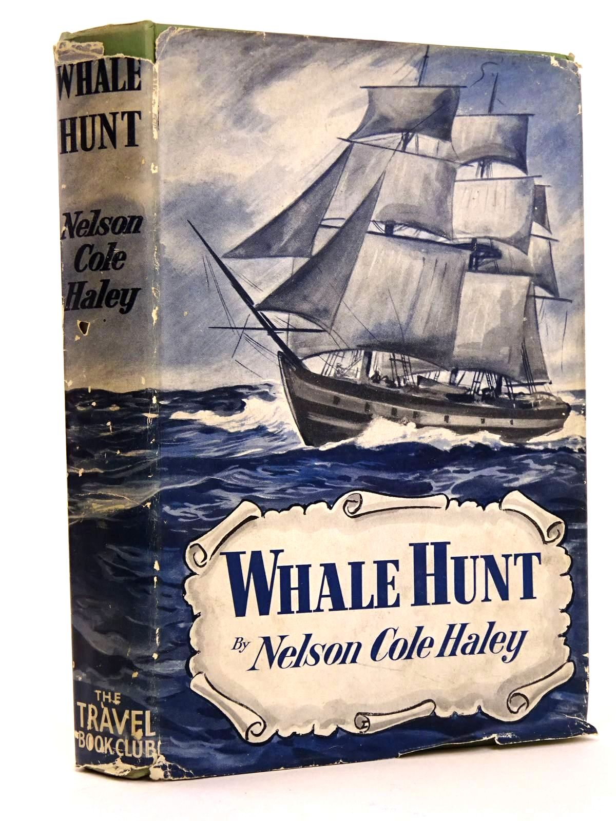 Photo of WHALE HUNT- Stock Number: 1818223