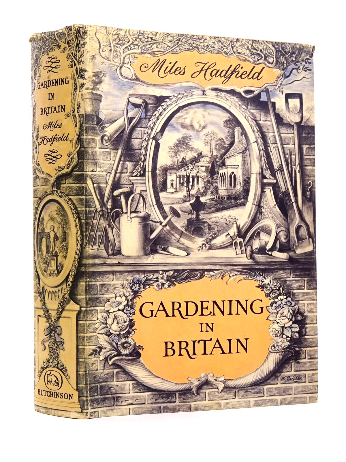 Photo of GARDENING IN BRITAIN- Stock Number: 1818226