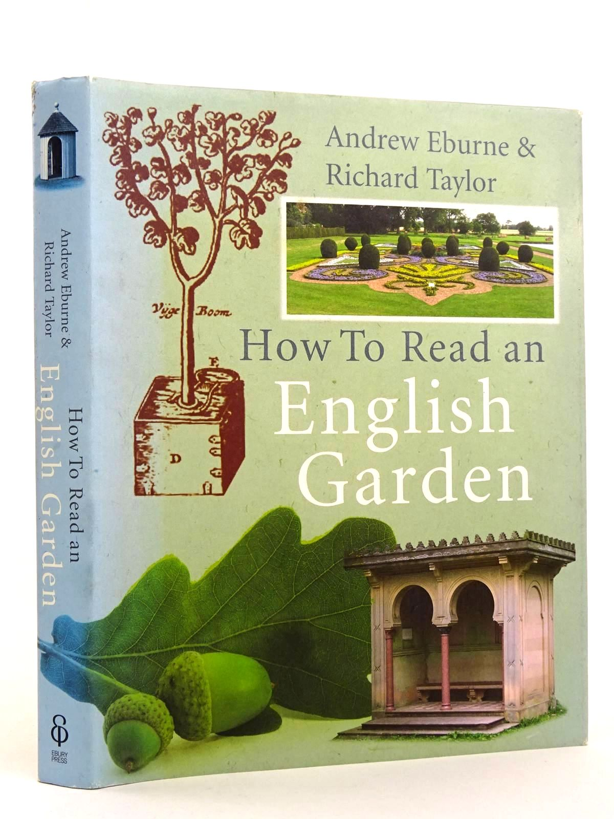 Photo of HOW TO READ AN ENGLISH GARDEN- Stock Number: 1818230