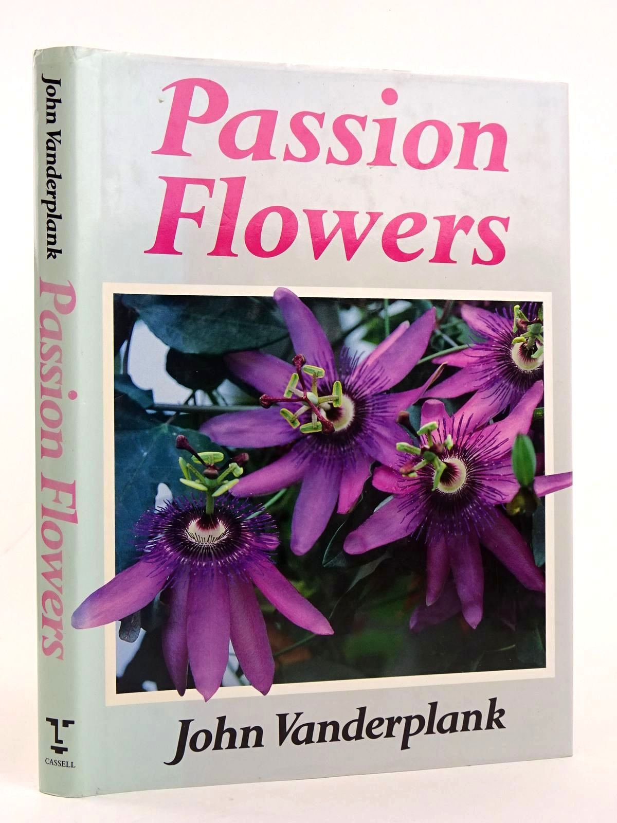 Photo of PASSION FLOWERS written by Vanderplank, John published by Cassell (STOCK CODE: 1818231)  for sale by Stella & Rose's Books