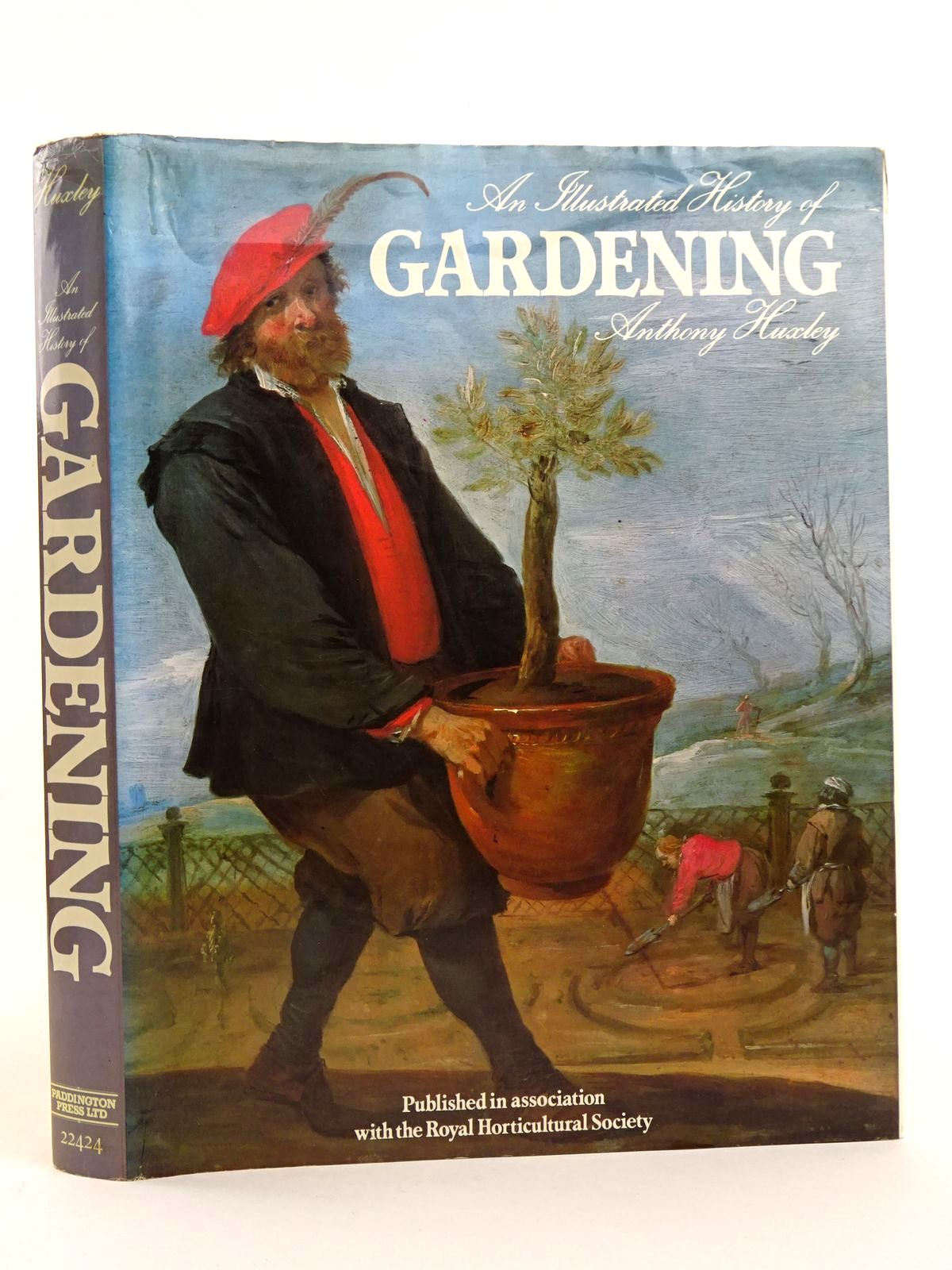 Photo of AN ILLUSTRATED HISTORY OF GARDENING- Stock Number: 1818233