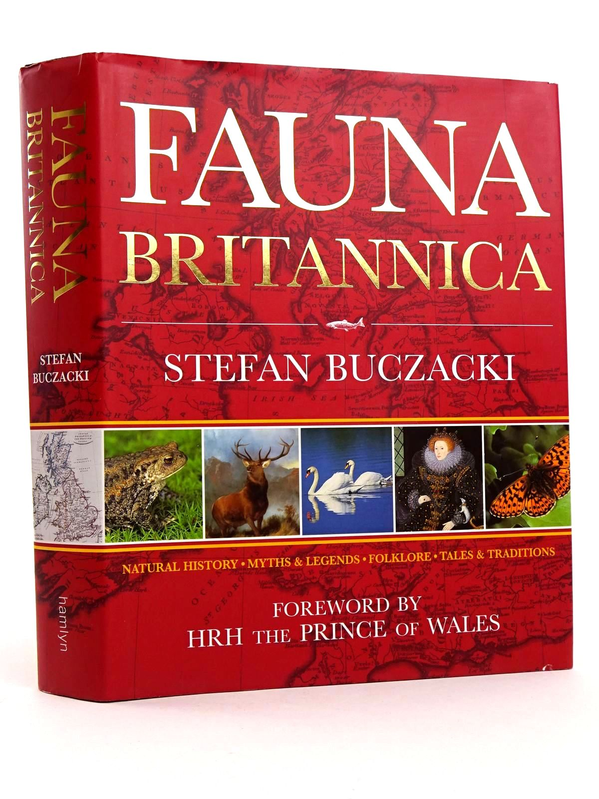 Photo of FAUNA BRITANNICA- Stock Number: 1818234