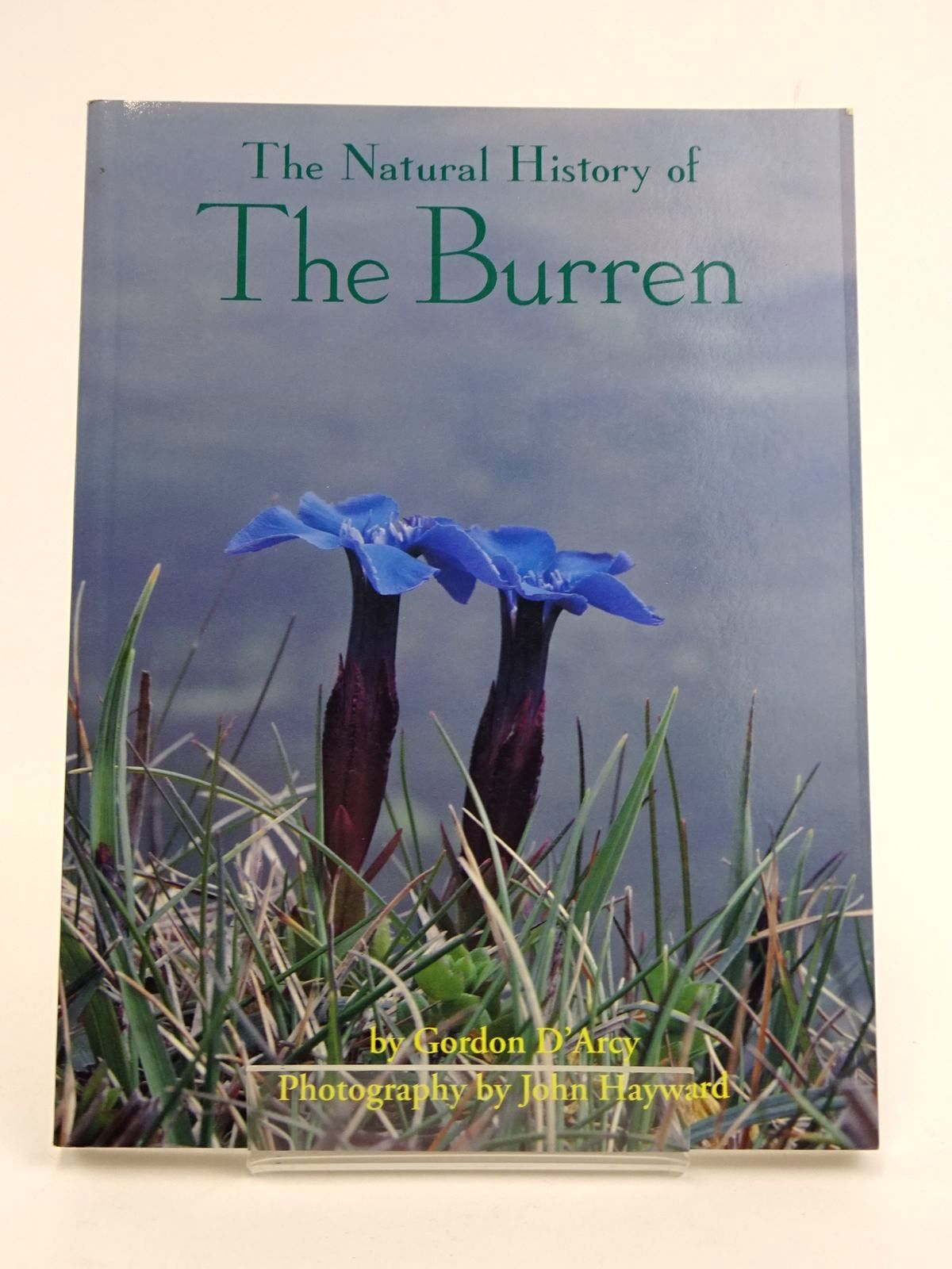 Photo of THE NATURAL HISTORY OF THE BURREN- Stock Number: 1818236