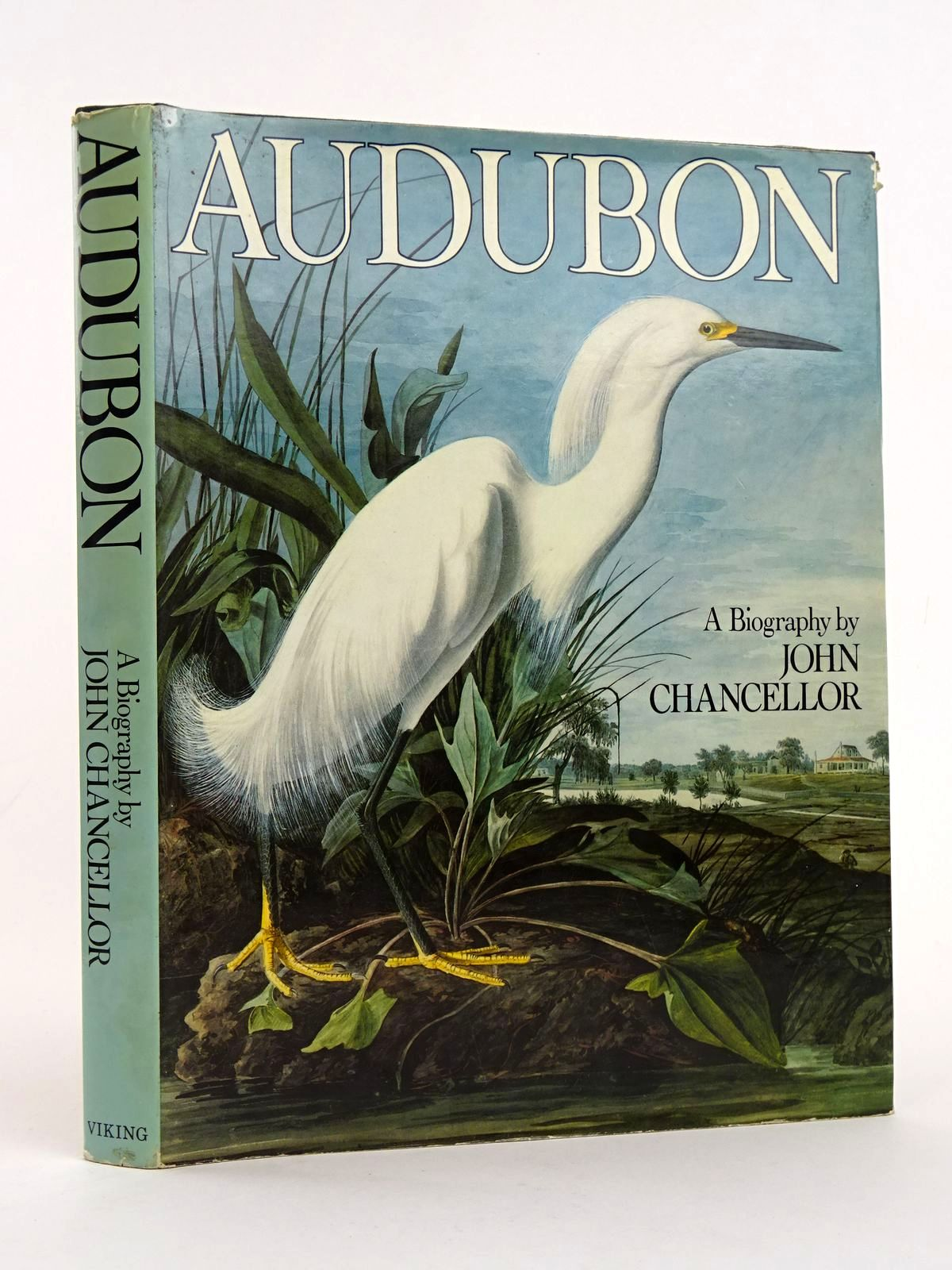 Photo of AUDUBON: A BIOGRAPHY written by Chancellor, John illustrated by Audubon, John James published by The Viking Press (STOCK CODE: 1818237)  for sale by Stella & Rose's Books