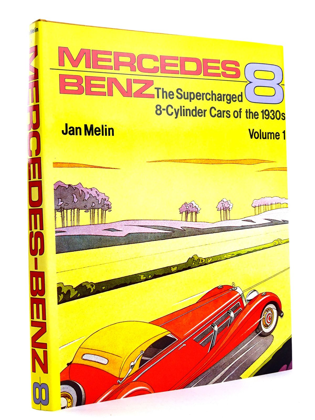 Photo of MERCEDES BENZ: THE SUPERCHARGED 8-CYLINDER CARS OF THE 1930S VOLUME 1- Stock Number: 1818253
