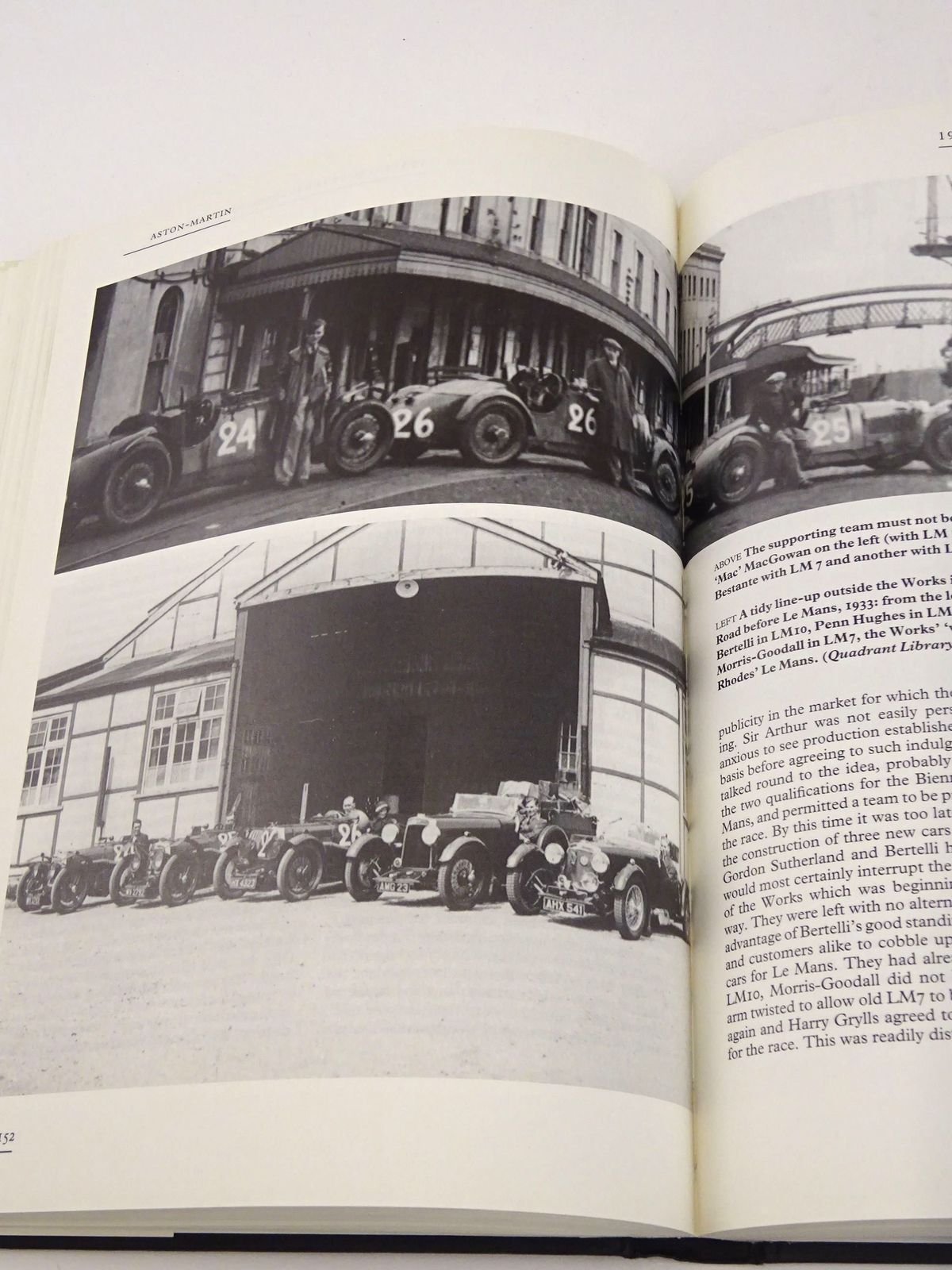Photo of ASTON MARTIN 1913-1947 written by Hunter, Inman