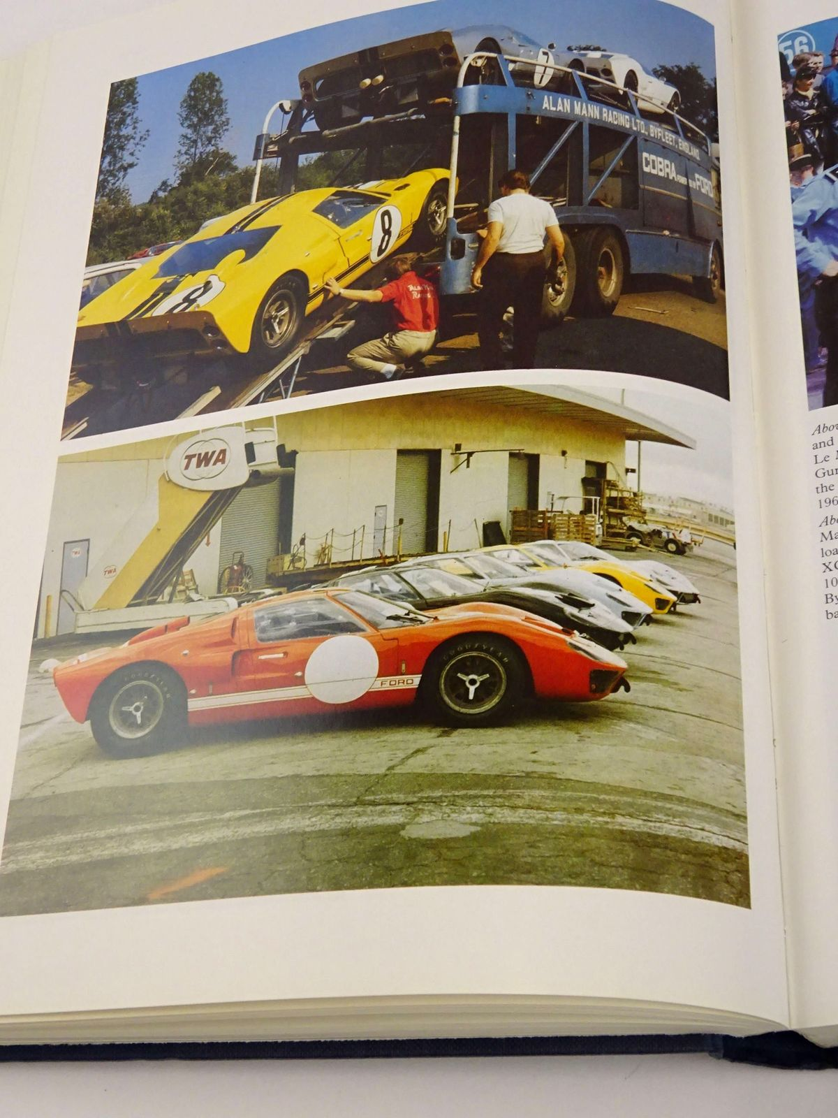Photo of GT40: AN INDIVIDUAL HISTORY AND RACE RECORD written by Spain, Ronnie published by Osprey Publishing (STOCK CODE: 1818258)  for sale by Stella & Rose's Books
