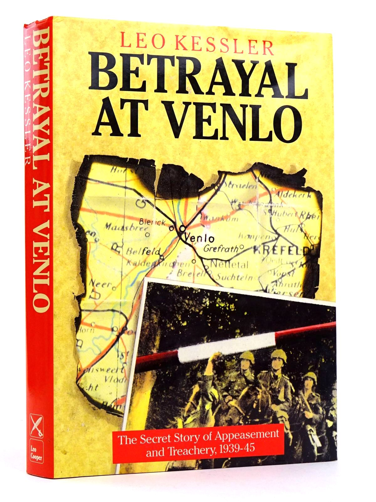 Photo of BETRAYAL AT VENLO- Stock Number: 1818272