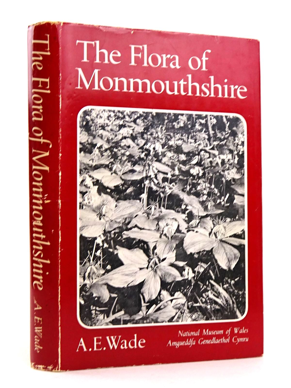 Photo of THE FLORA OF MONMOUTHSHIRE written by Wade, A.E. published by National Museum of Wales (STOCK CODE: 1818277)  for sale by Stella & Rose's Books