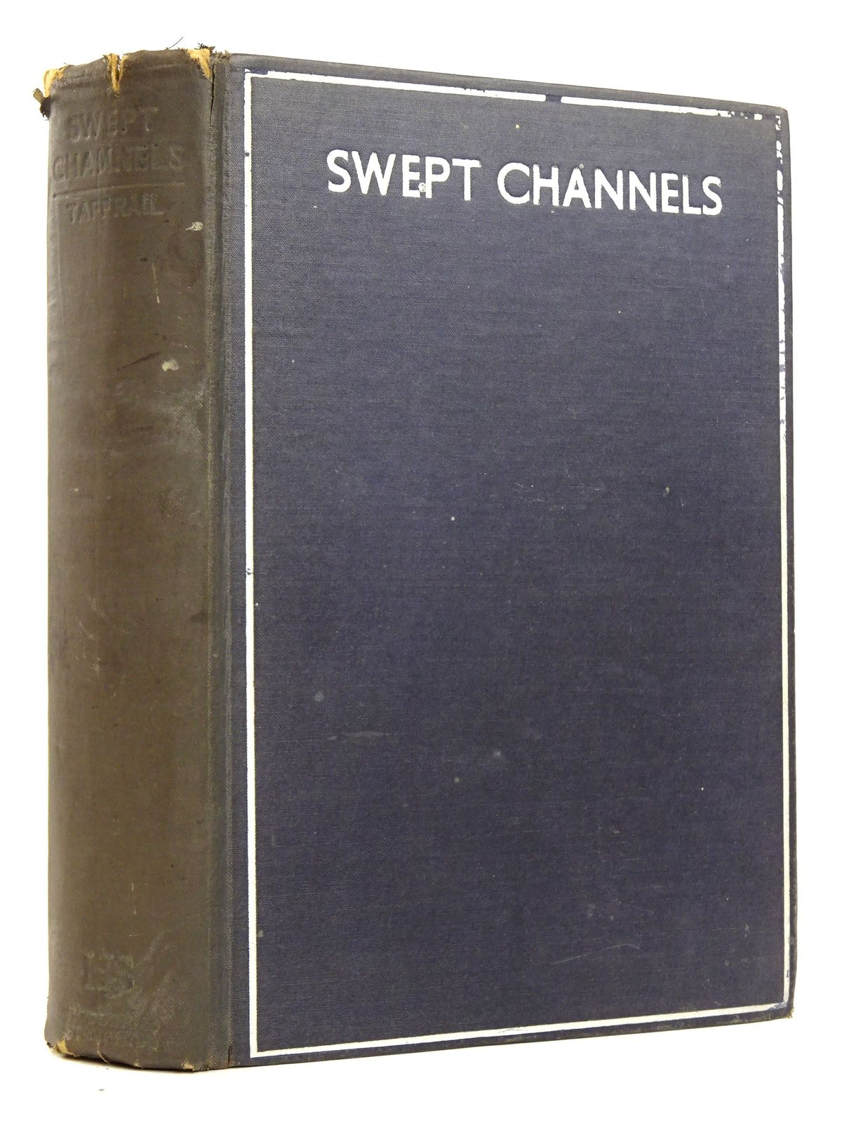 Photo of SWEPT CHANNELS written by Taffrail, <br />Dorling, H. Taprell published by Hodder &amp; Stoughton (STOCK CODE: 1818297)  for sale by Stella & Rose's Books