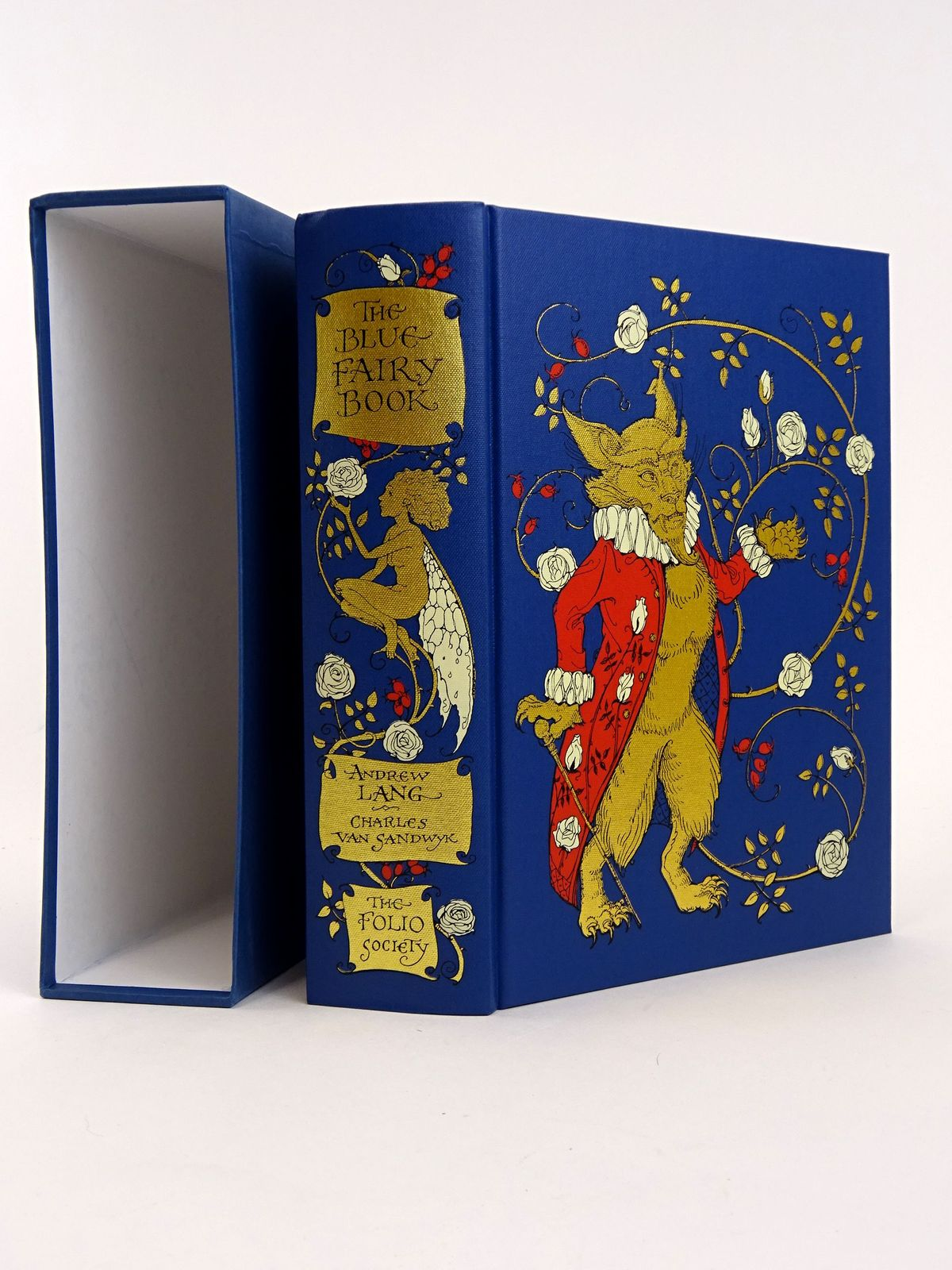 Photo of THE BLUE FAIRY BOOK- Stock Number: 1818306