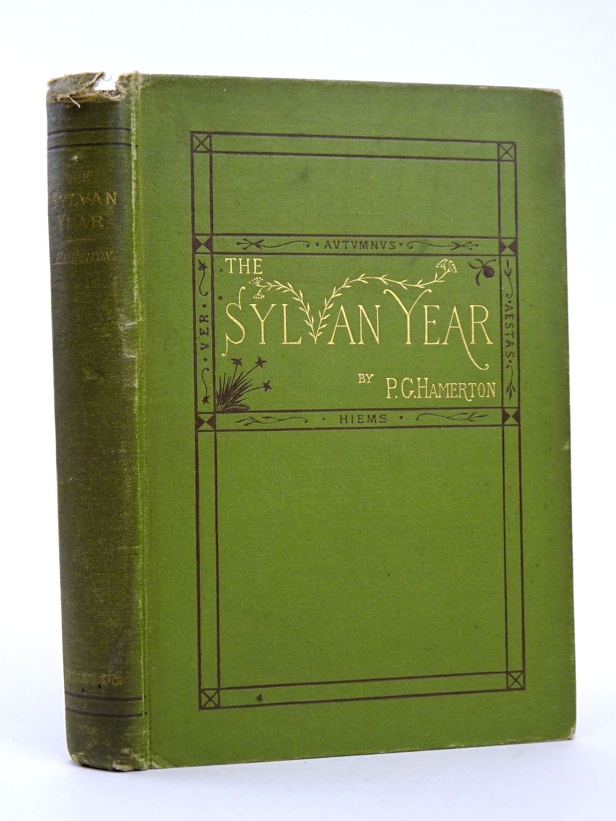 Photo of THE SYLVAN YEAR- Stock Number: 1818309
