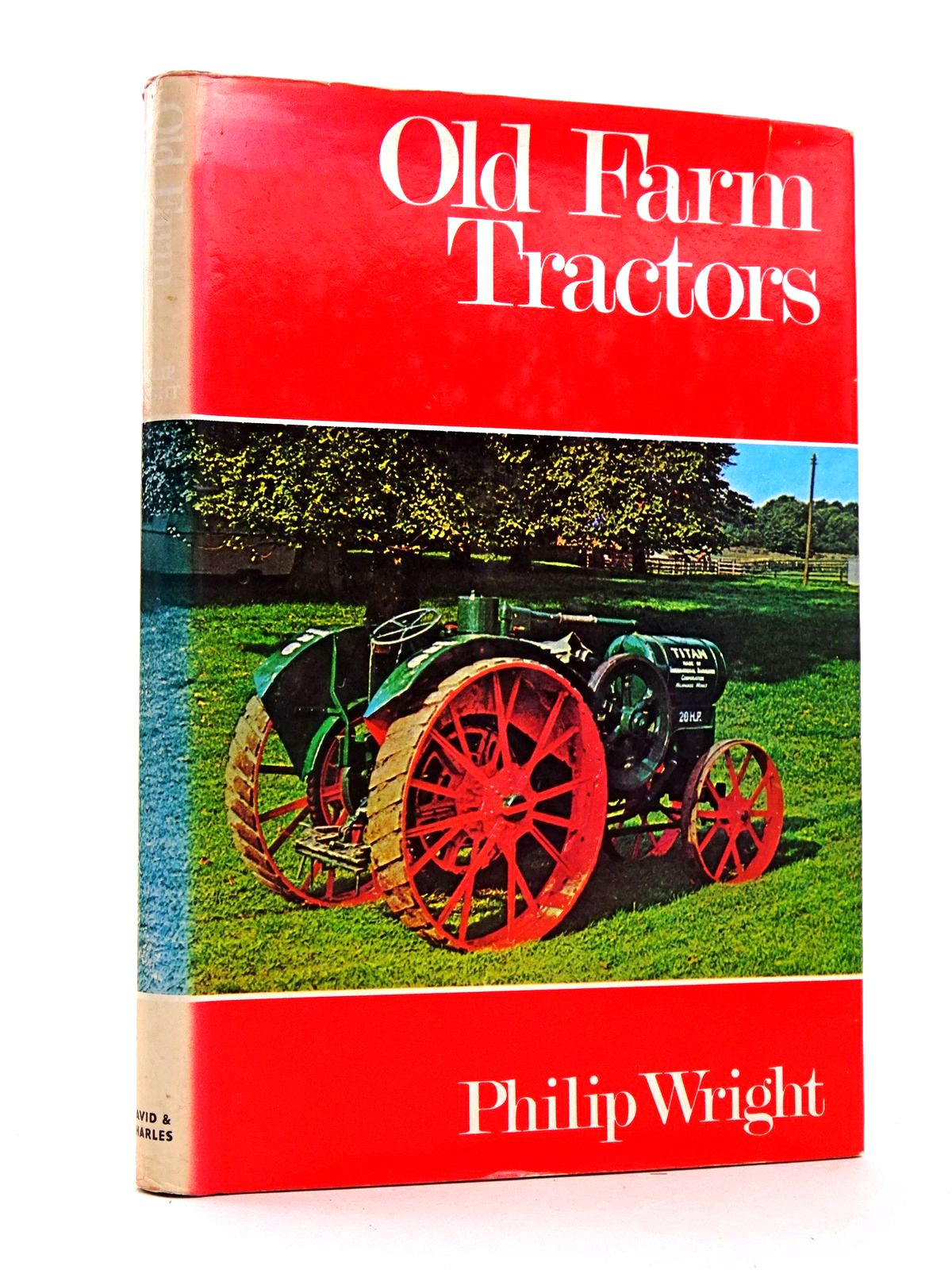 Photo of OLD FARM TRACTORS- Stock Number: 1818310