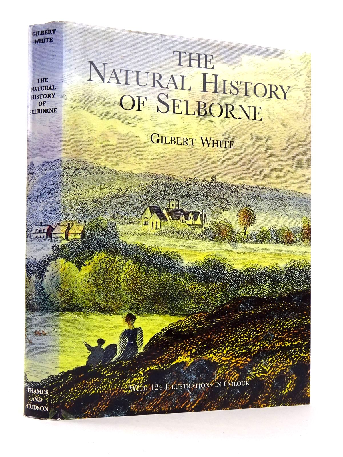 Photo of THE ILLUSTRATED NATURAL HISTORY OF SELBORNE written by White, Gilbert<br />Chatfield, June illustrated by White, Gilbert published by Thames and Hudson (STOCK CODE: 1818314)  for sale by Stella & Rose's Books