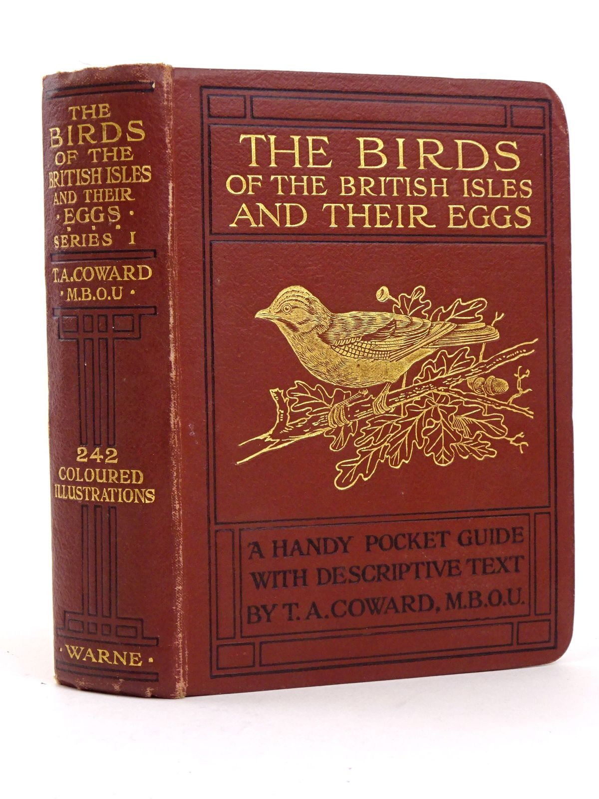 Photo of THE BIRDS OF THE BRITISH ISLES AND THEIR EGGS - FIRST SERIES- Stock Number: 1818320
