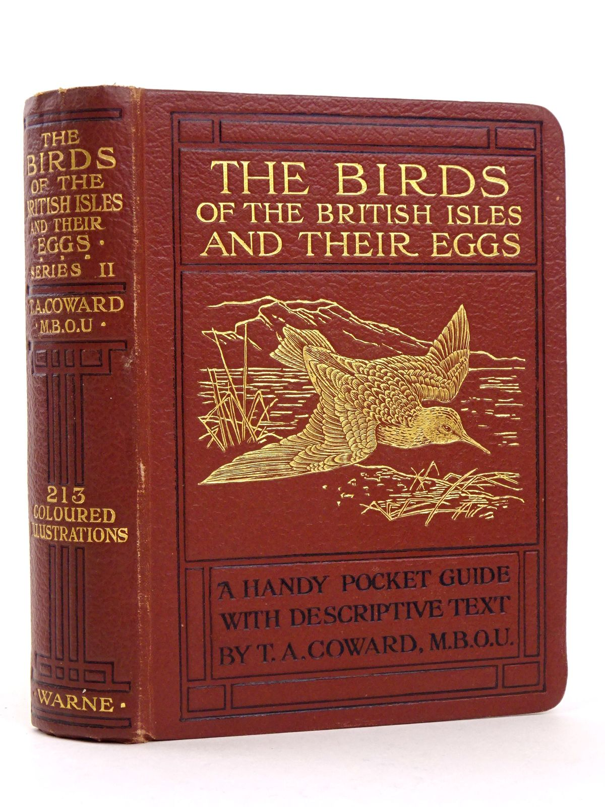 Photo of THE BIRDS OF THE BRITISH ISLES AND THEIR EGGS SECOND SERIES- Stock Number: 1818321