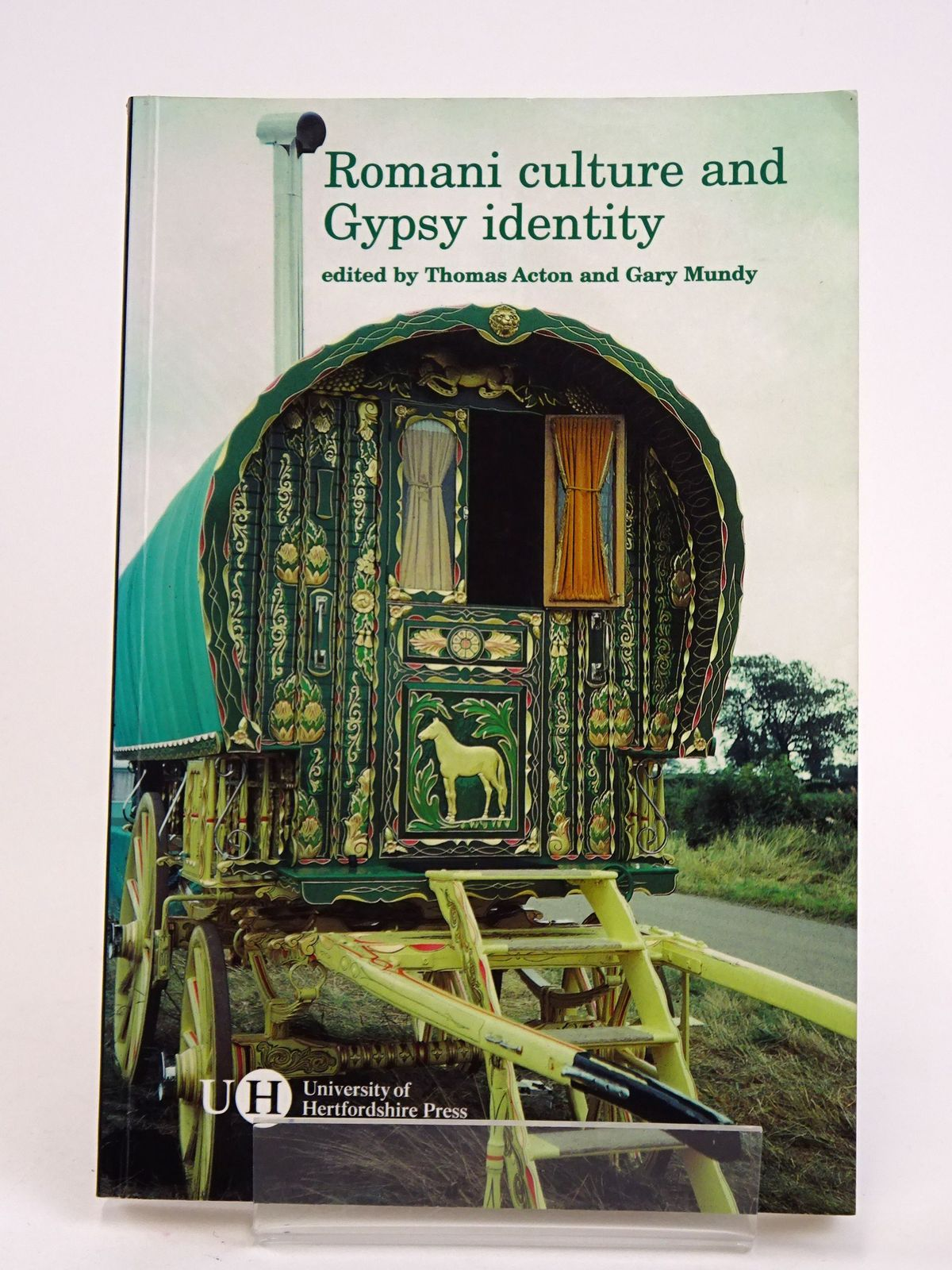 Photo of ROMANI CULTURE AND GYPSY IDENTITY- Stock Number: 1818323