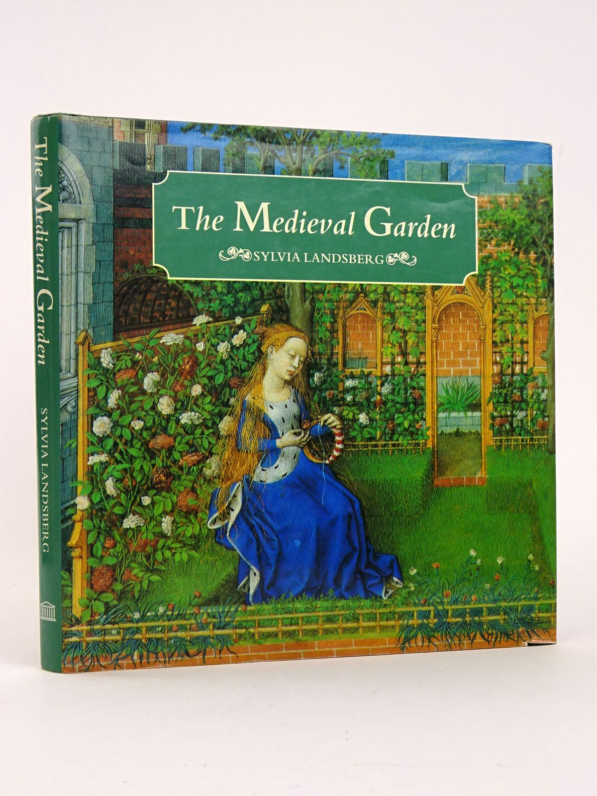 Photo of THE MEDIEVAL GARDEN written by Landsberg, Sylvia published by British Museum Press (STOCK CODE: 1818326)  for sale by Stella & Rose's Books