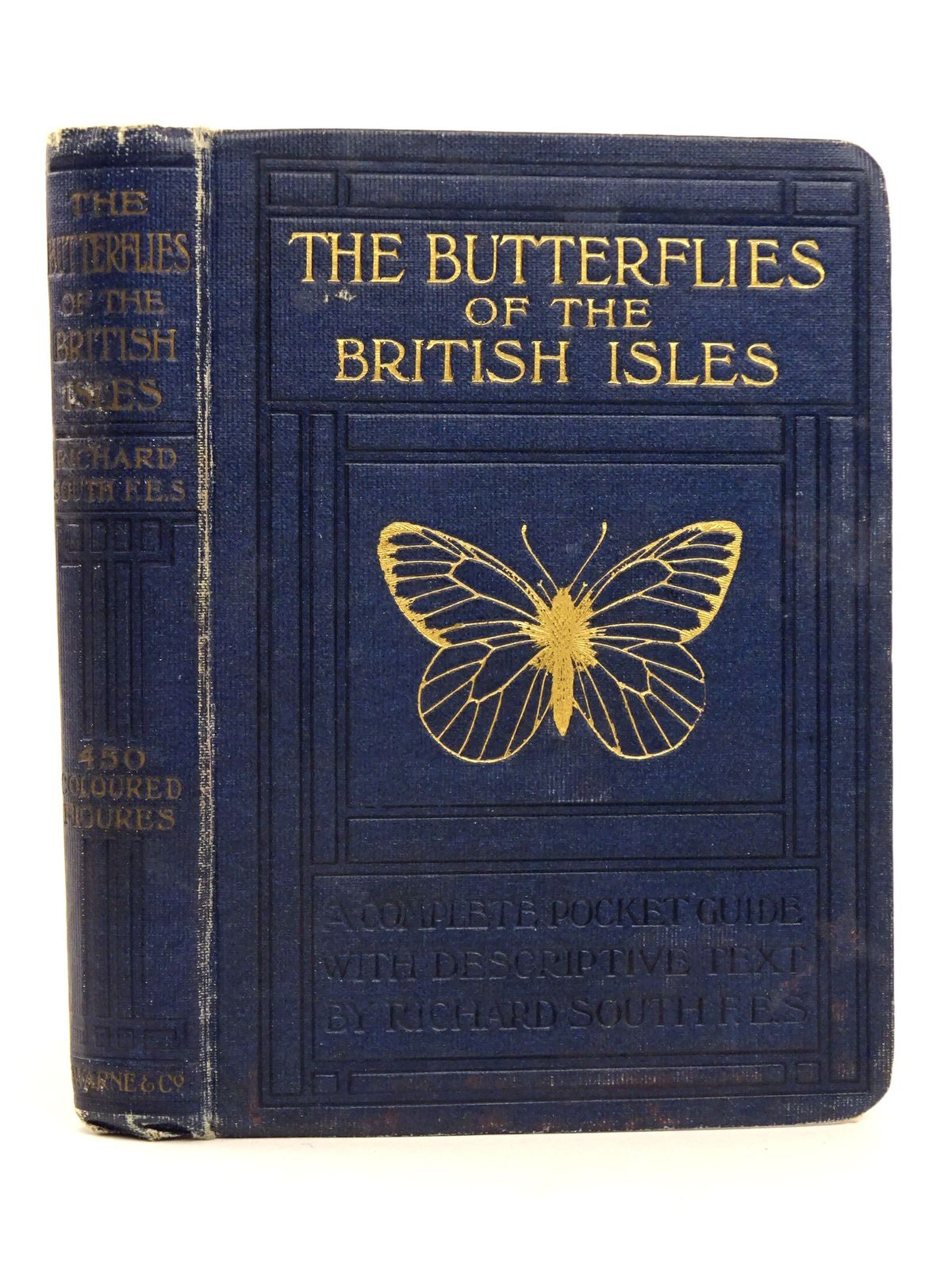 Photo of THE BUTTERFLIES OF THE BRITISH ISLES- Stock Number: 1818327