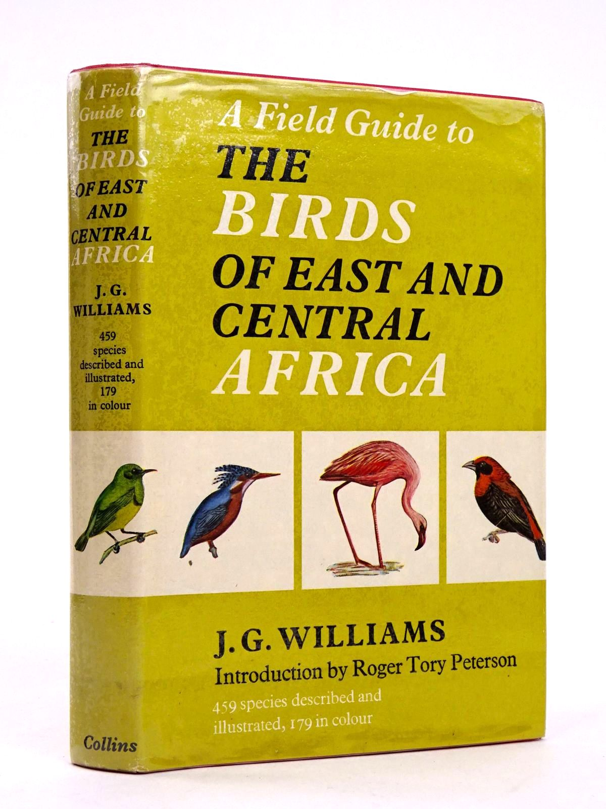 Photo of A FIELD GUIDE TO THE BIRDS OF EAST AND CENTRAL AFRICA- Stock Number: 1818333