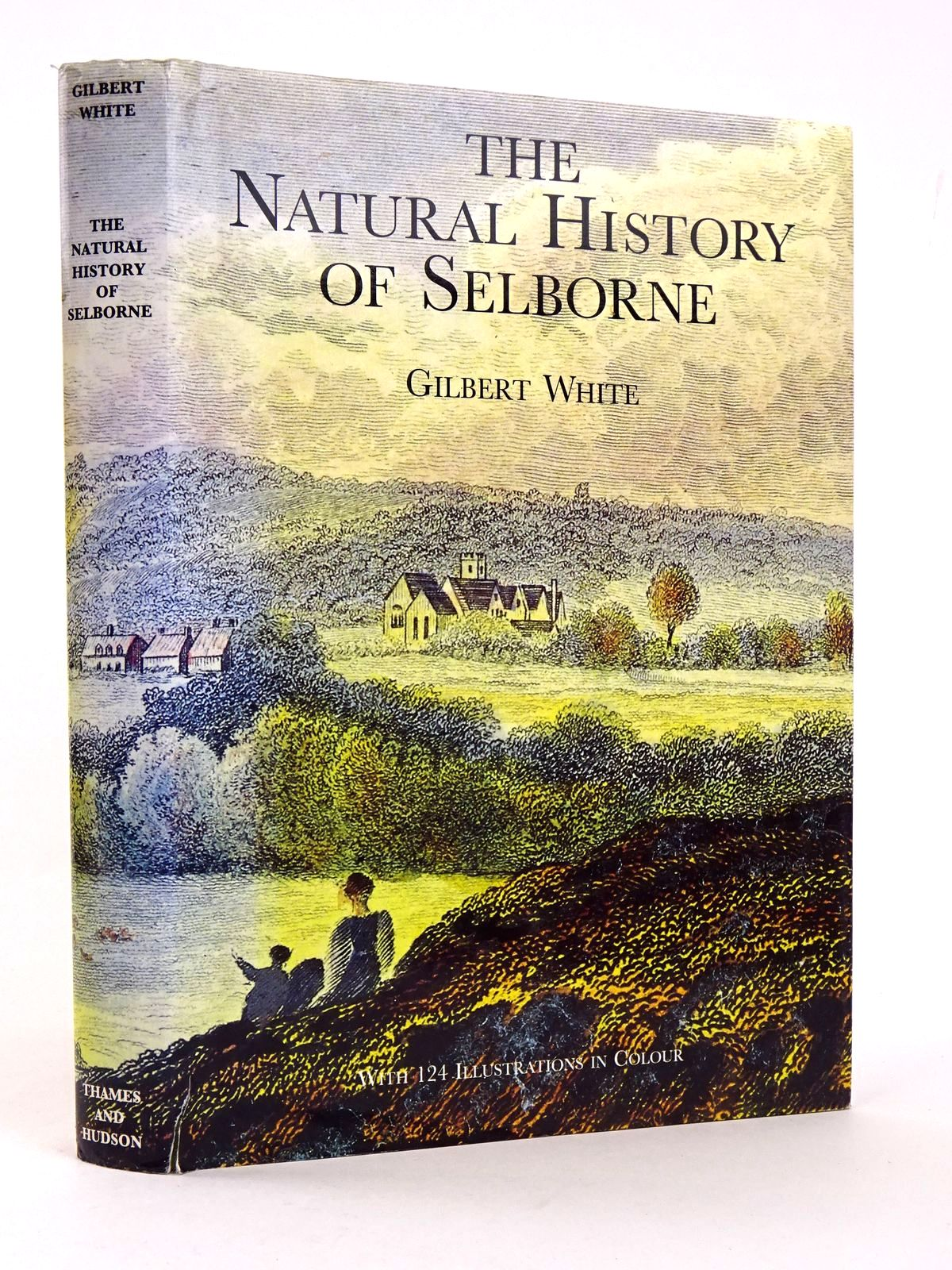 Photo of THE ILLUSTRATED NATURAL HISTORY OF SELBORNE- Stock Number: 1818338
