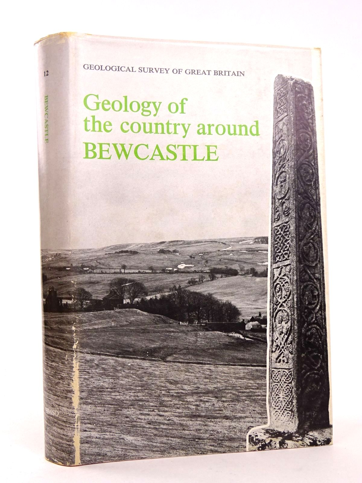 Photo of GEOLOGY OF THE COUNTRY AROUND BEWCASTLE- Stock Number: 1818339