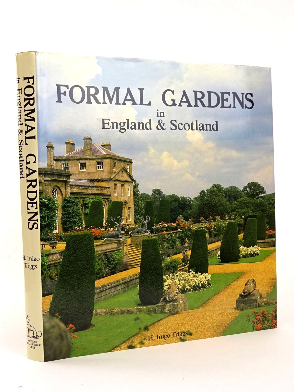 Photo of FORMAL GARDENS IN ENGLAND AND SCOTLAND- Stock Number: 1818347