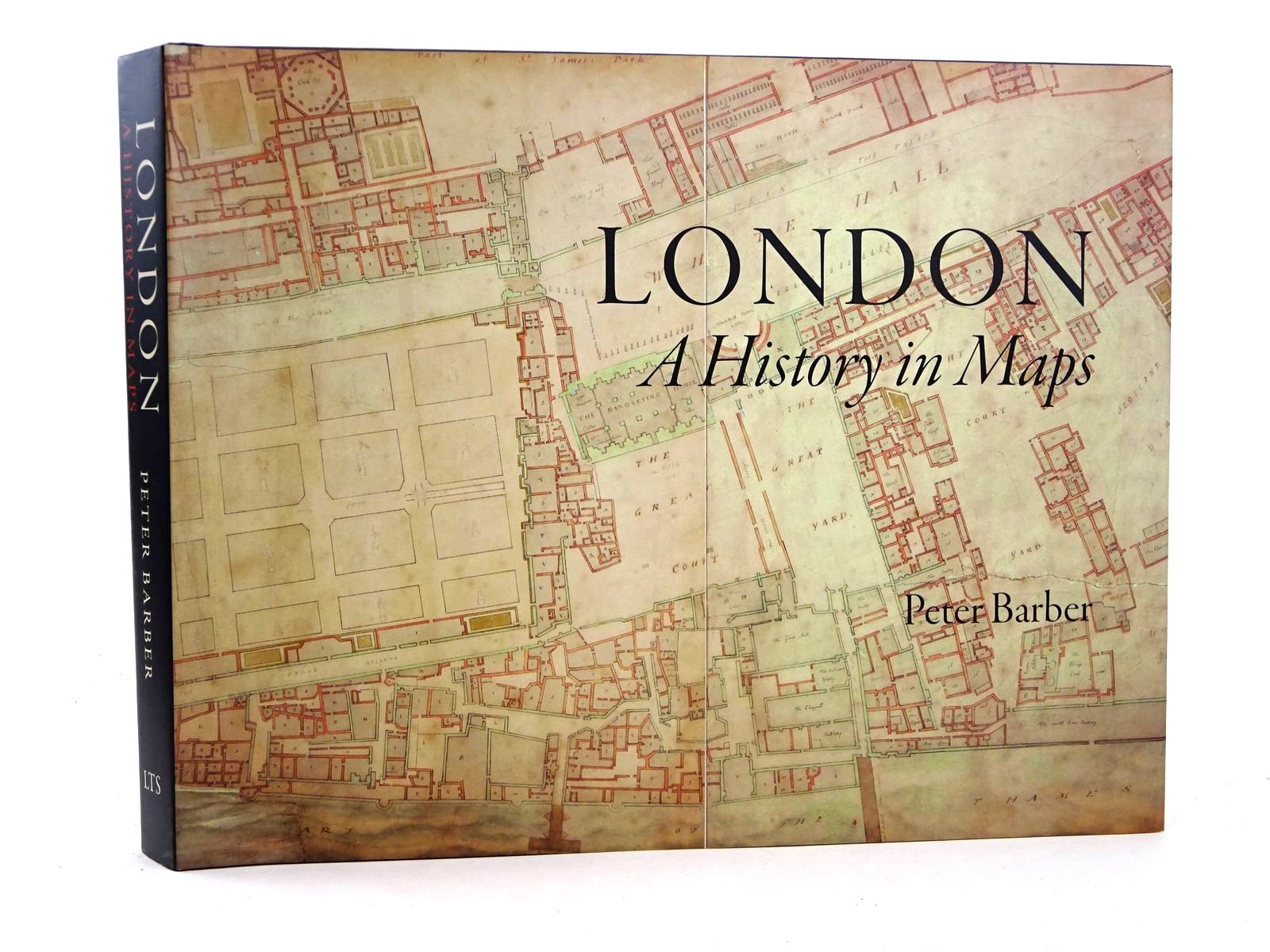 Photo of LONDON: A HISTORY IN MAPS- Stock Number: 1818351