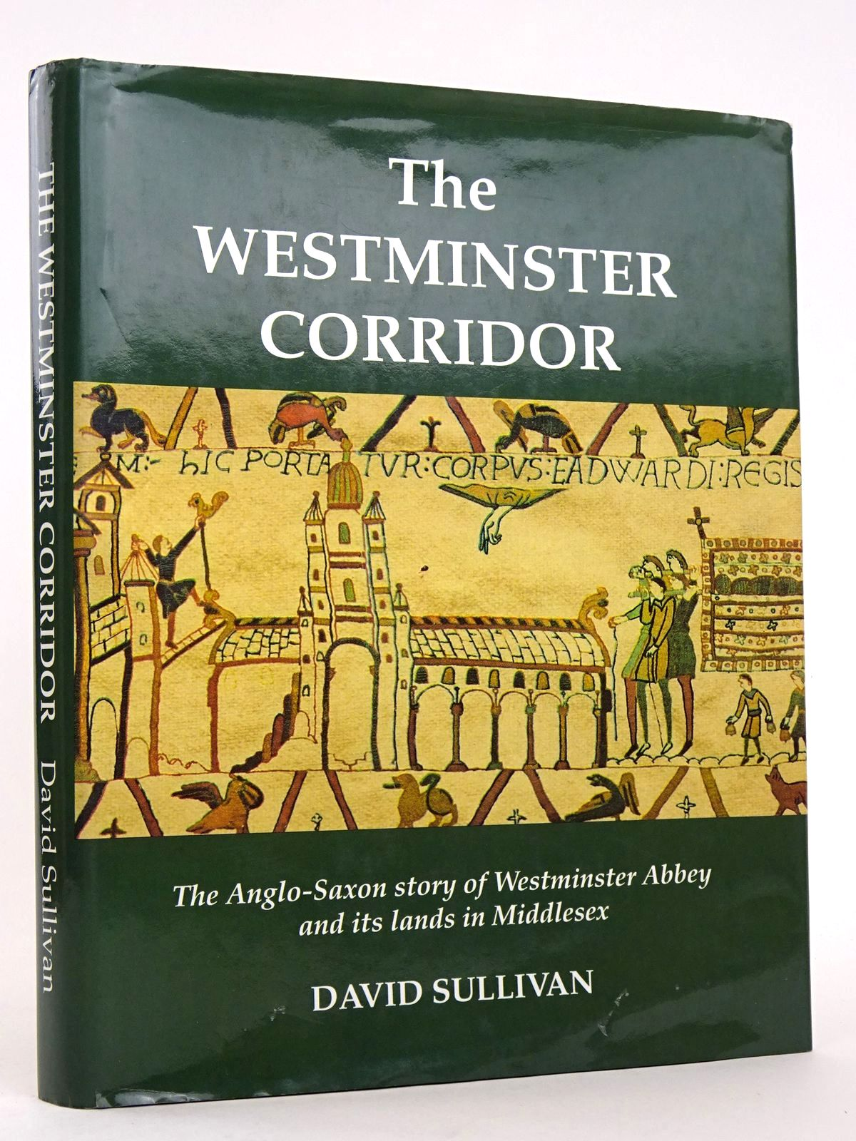 Photo of THE WESTMINSTER CORRIDOR written by Sullivan, David published by Historical Publications Ltd. (STOCK CODE: 1818355)  for sale by Stella & Rose's Books