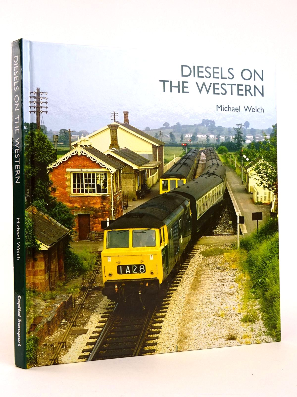 Photo of DIESELS ON THE WESTERN- Stock Number: 1818366