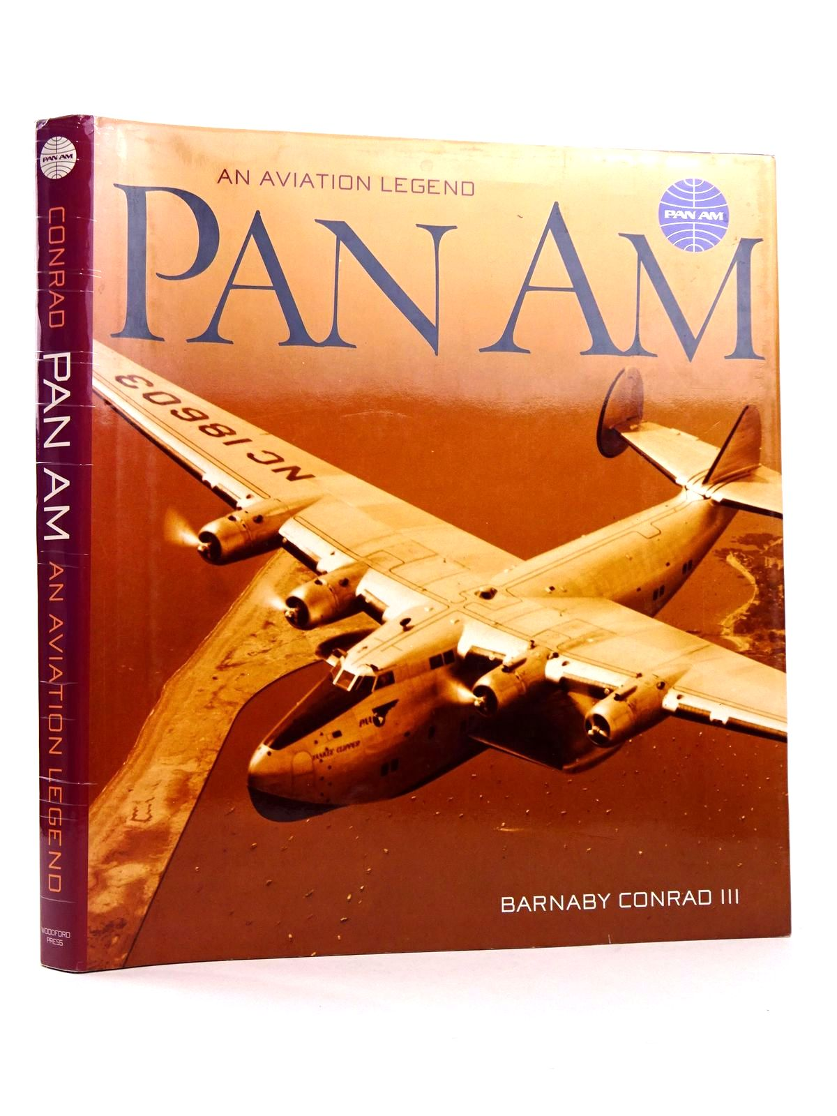 Photo of PAN AM: AN AVIATION LEGEND- Stock Number: 1818367