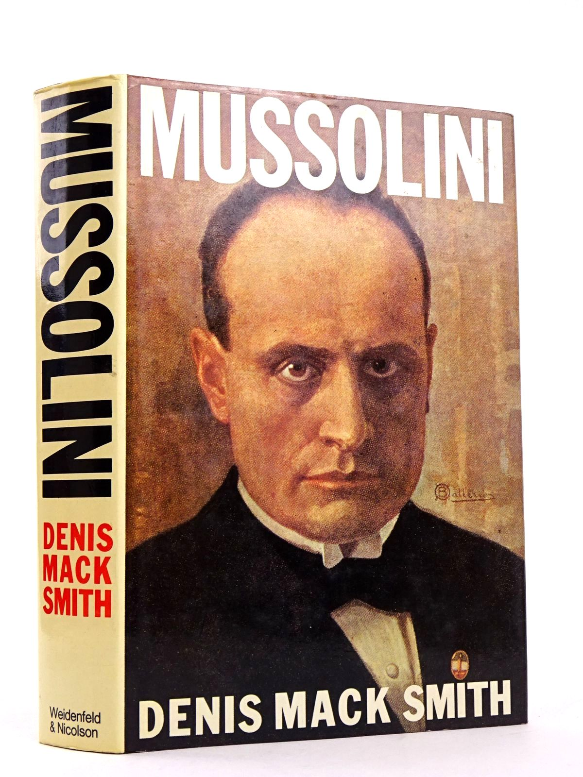 Photo of MUSSOLINI- Stock Number: 1818371
