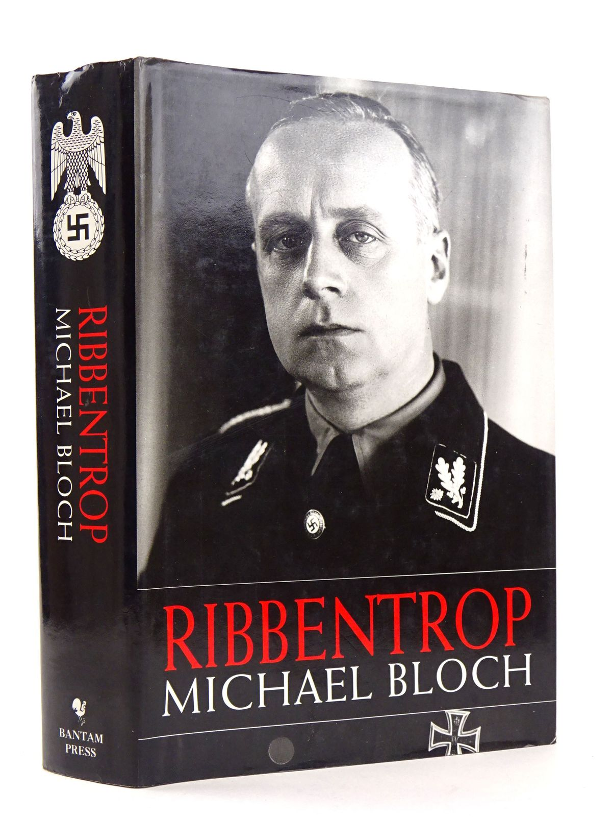 Photo of RIBBENTROP written by Bloch, Michael published by Bantam Press (STOCK CODE: 1818376)  for sale by Stella & Rose's Books