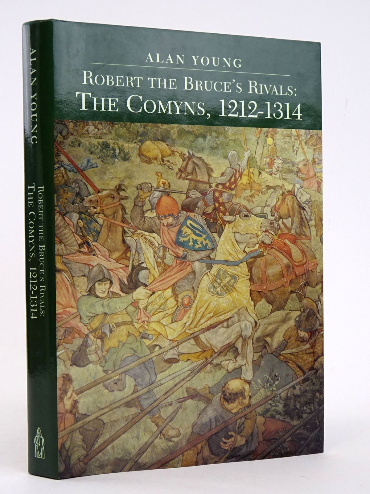 Photo of ROBERT THE BRUCE'S RIVALS: THE COMYNS 1212-1314- Stock Number: 1818377