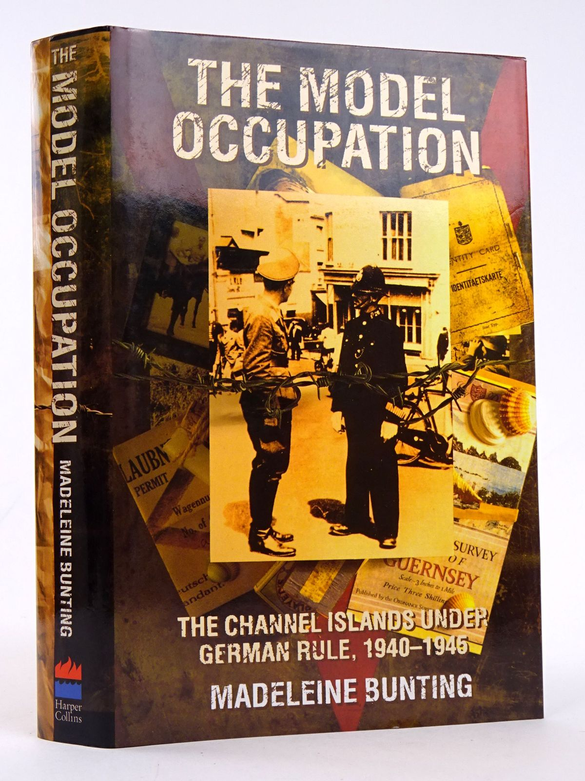 Photo of THE MODEL OCCUPATION: THE CHANNEL ISLANDS UNDER GERMAN RULE 1940-1945 written by Bunting, Madeleine published by Harper Collins (STOCK CODE: 1818380)  for sale by Stella & Rose's Books