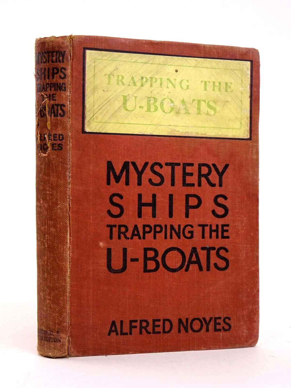 "Photo of MYSTERY SHIPS (TRAPPING THE ""U"" BOAT)- Stock Number: 1818383"
