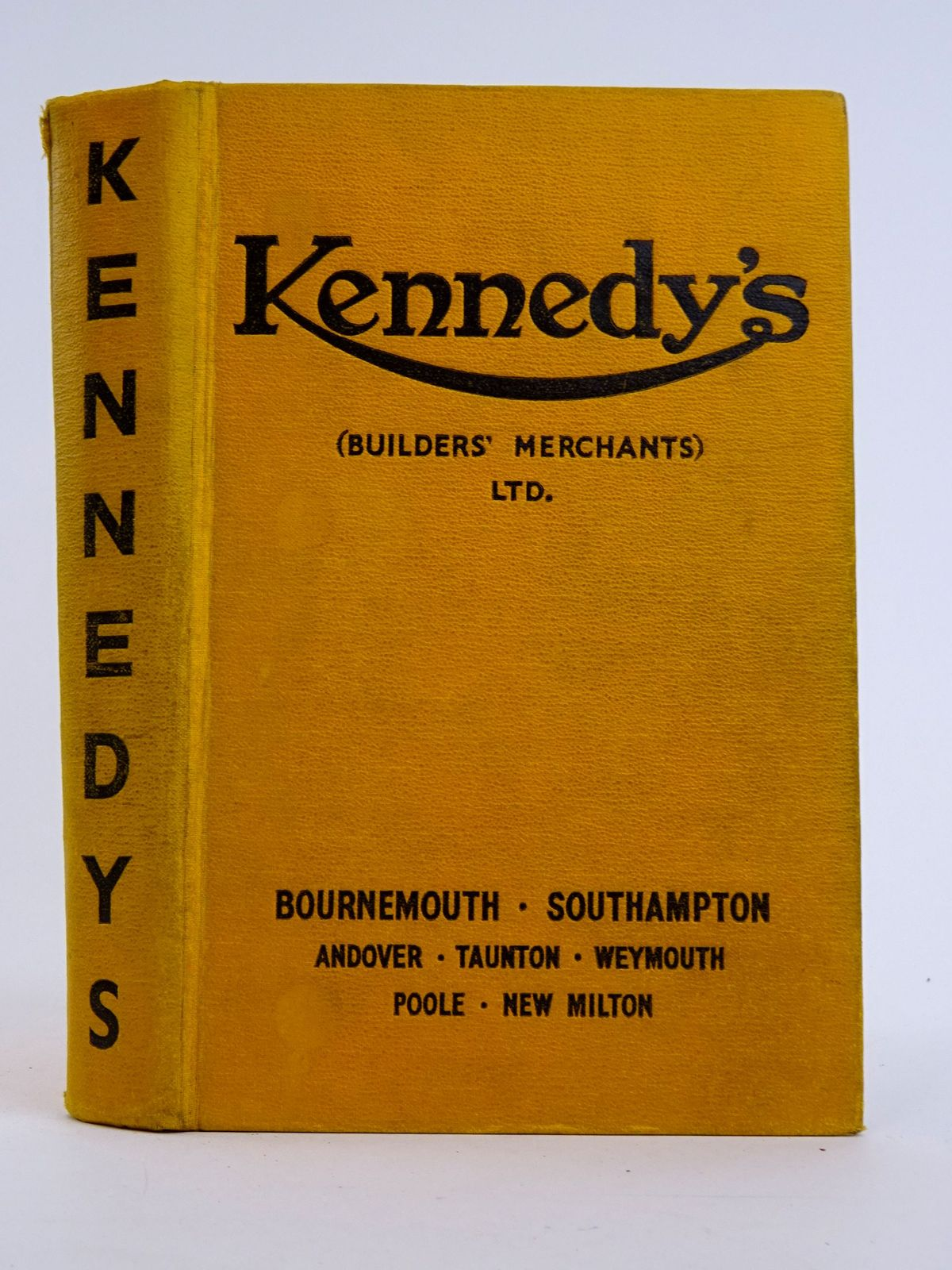 Photo of KENNEDY'S CATALOGUE 60- Stock Number: 1818391