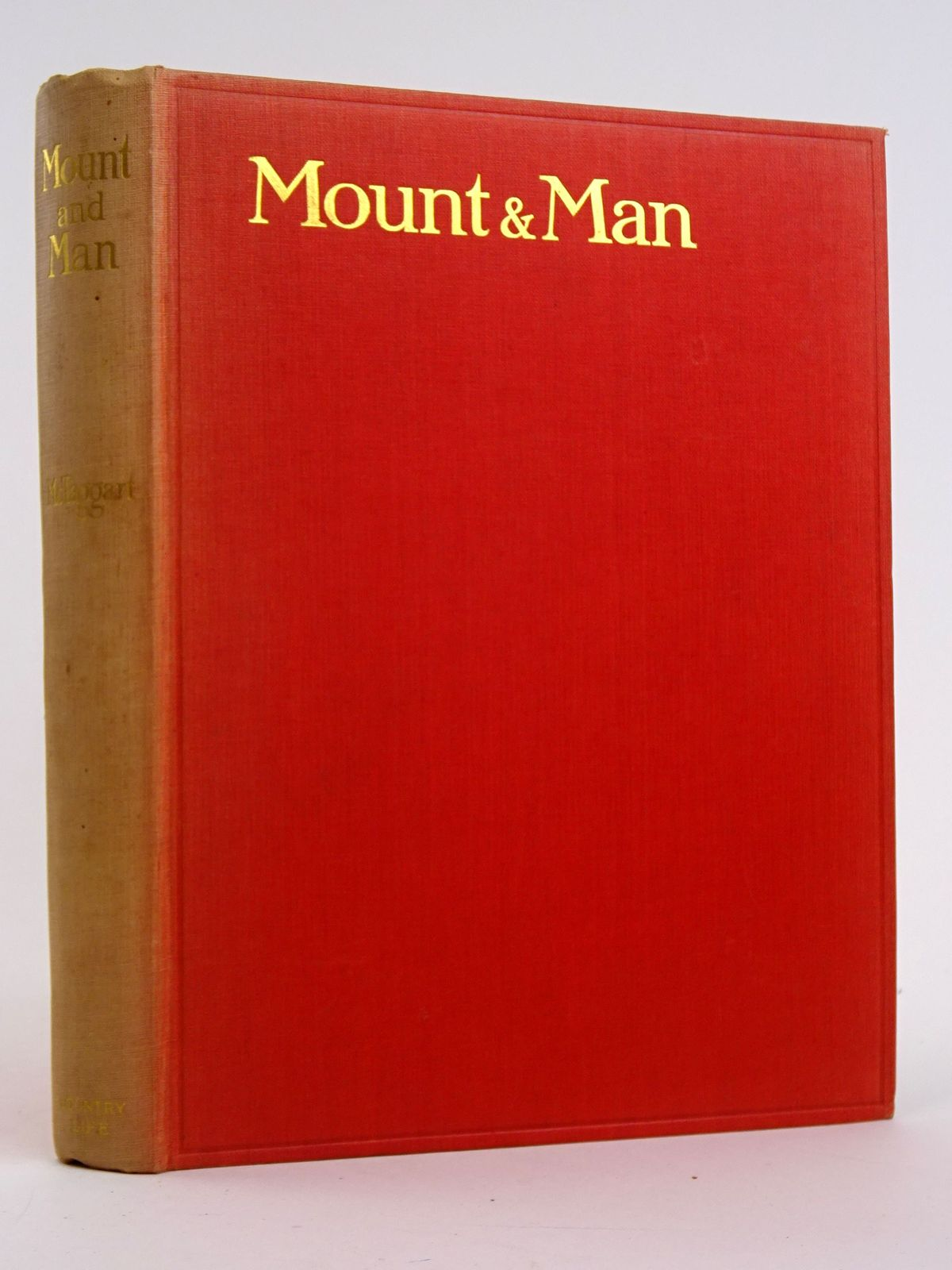 Photo of MOUNT AND MAN- Stock Number: 1818392