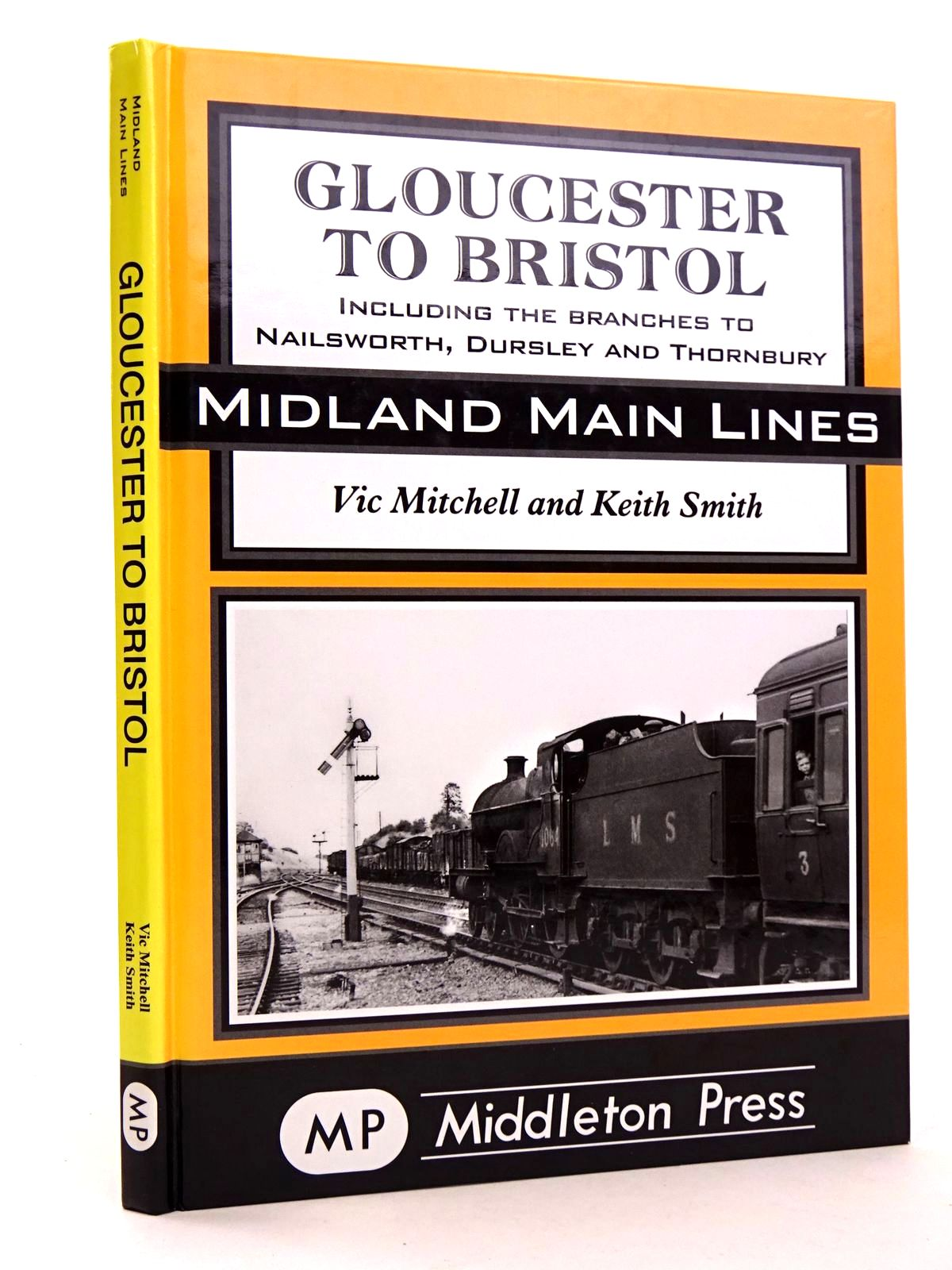 Photo of GLOUCESTER TO BRISTOL (MIDLAND MAIN LINES SERIES)- Stock Number: 1818403
