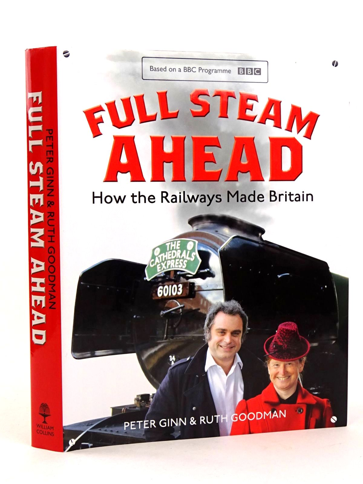 Photo of FULL STEAM AHEAD: HOW THE RAILWAYS MADE BRITAIN- Stock Number: 1818412