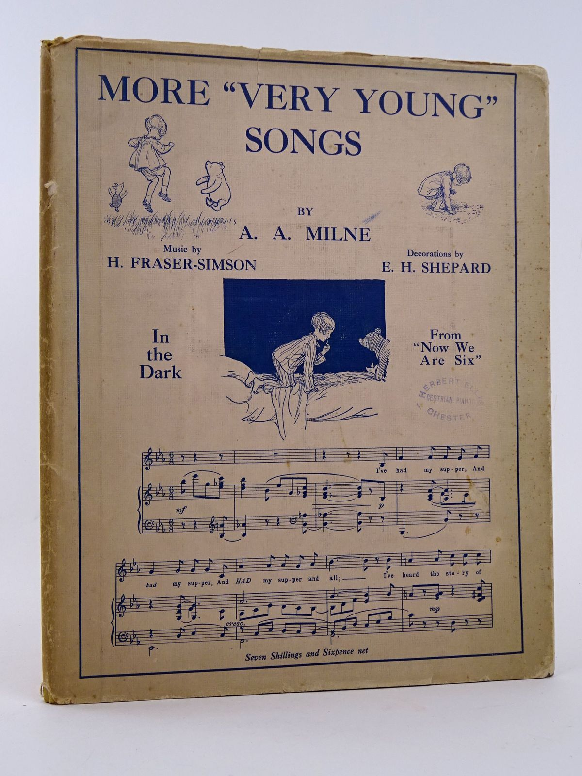 Photo of MORE VERY YOUNG SONGS- Stock Number: 1818421