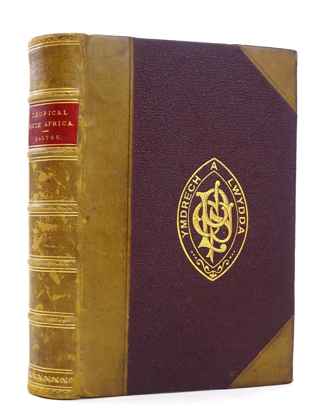 Photo of NARRATIVE OF AN EXPLORER IN TROPICAL SOUTH AFRICA- Stock Number: 1818425