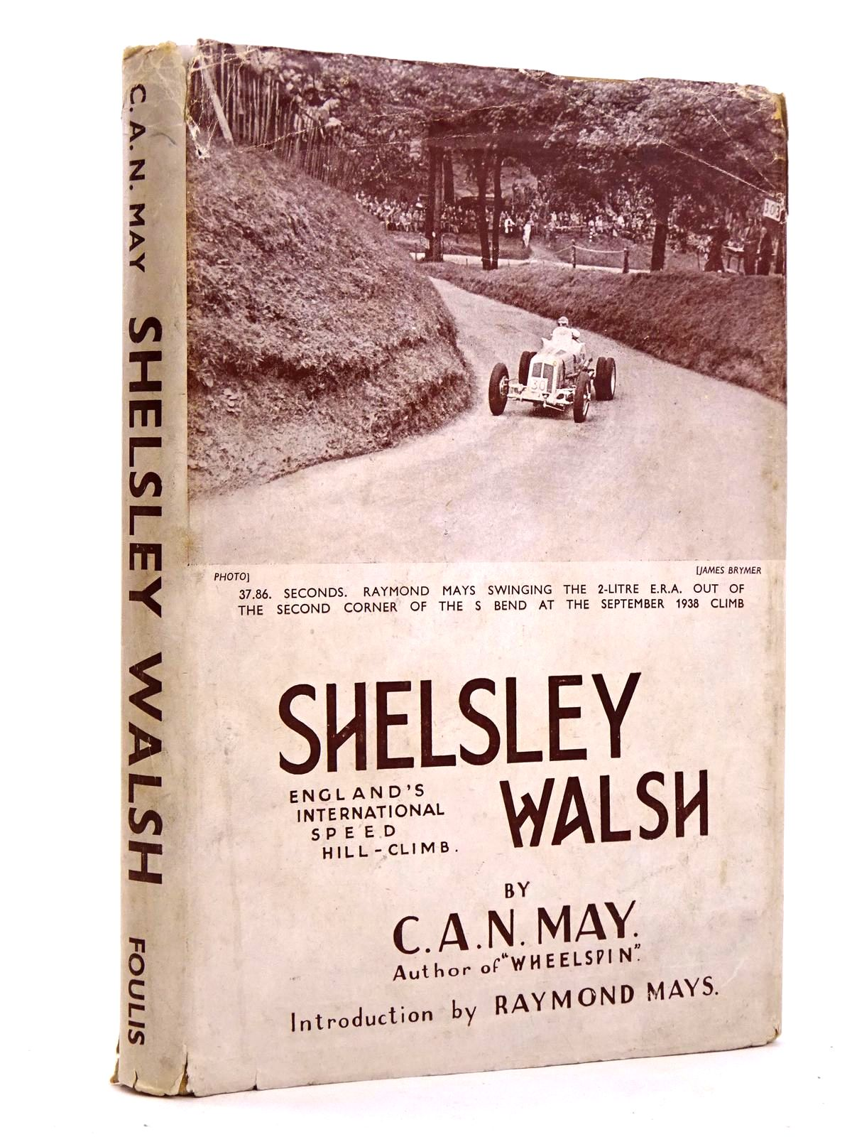 Photo of SHELSLEY WALSH ENGLAND'S INTERNATIONAL SPEED HILL-CLIMB- Stock Number: 1818432