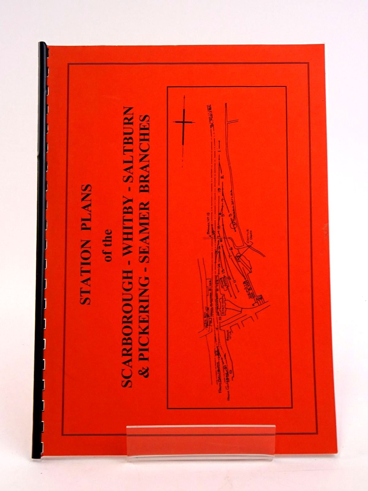 Photo of STATION PLANS OF THE SCARBOROUGH-WHITBY-SALTBURN & PICKERING-SEAMER BRANCHES- Stock Number: 1818442