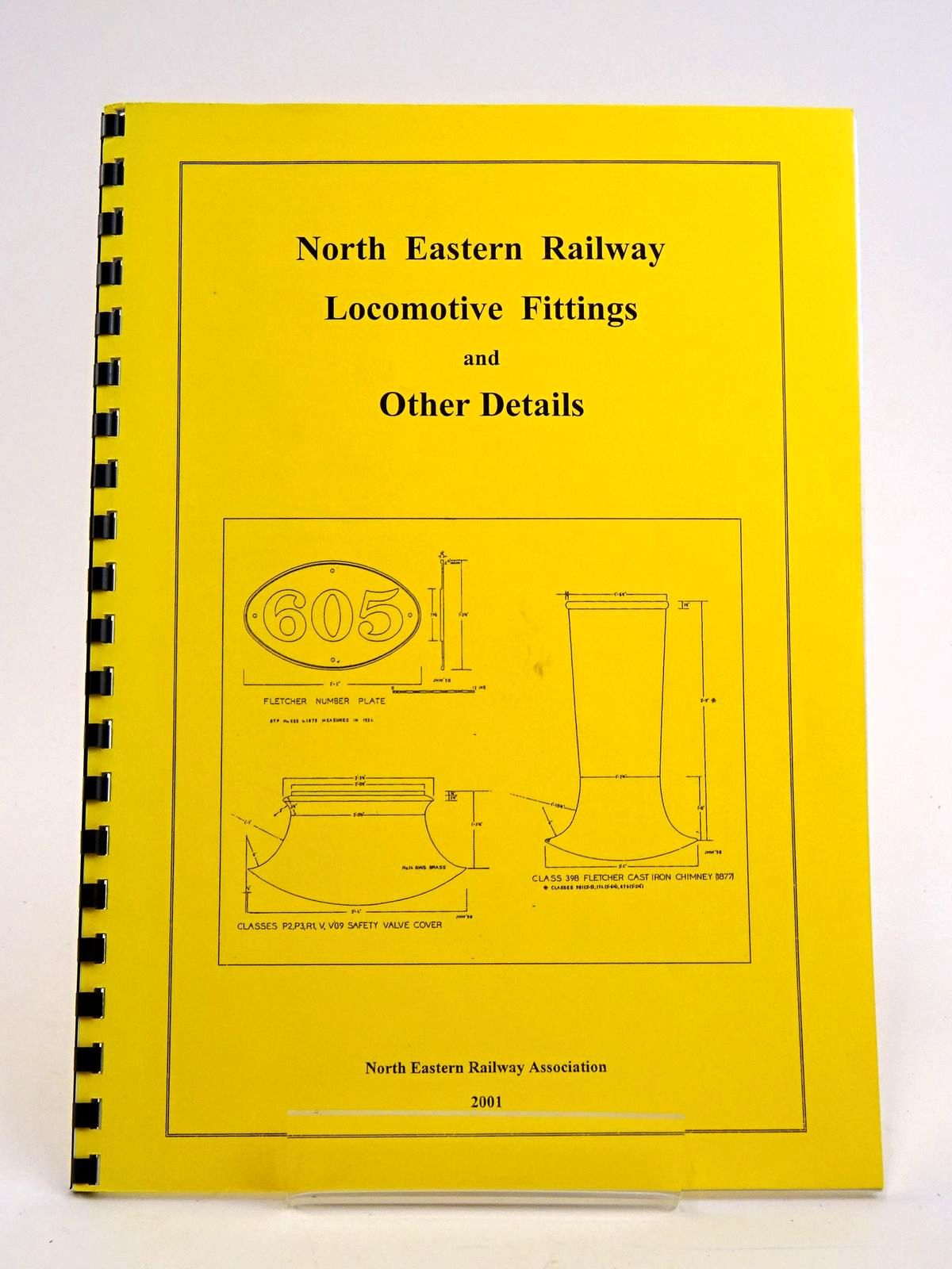 Photo of NORTH EASTERN RAILWAY: LOCOMOTIVE FITTINGS AND OTHER DETAILS- Stock Number: 1818447