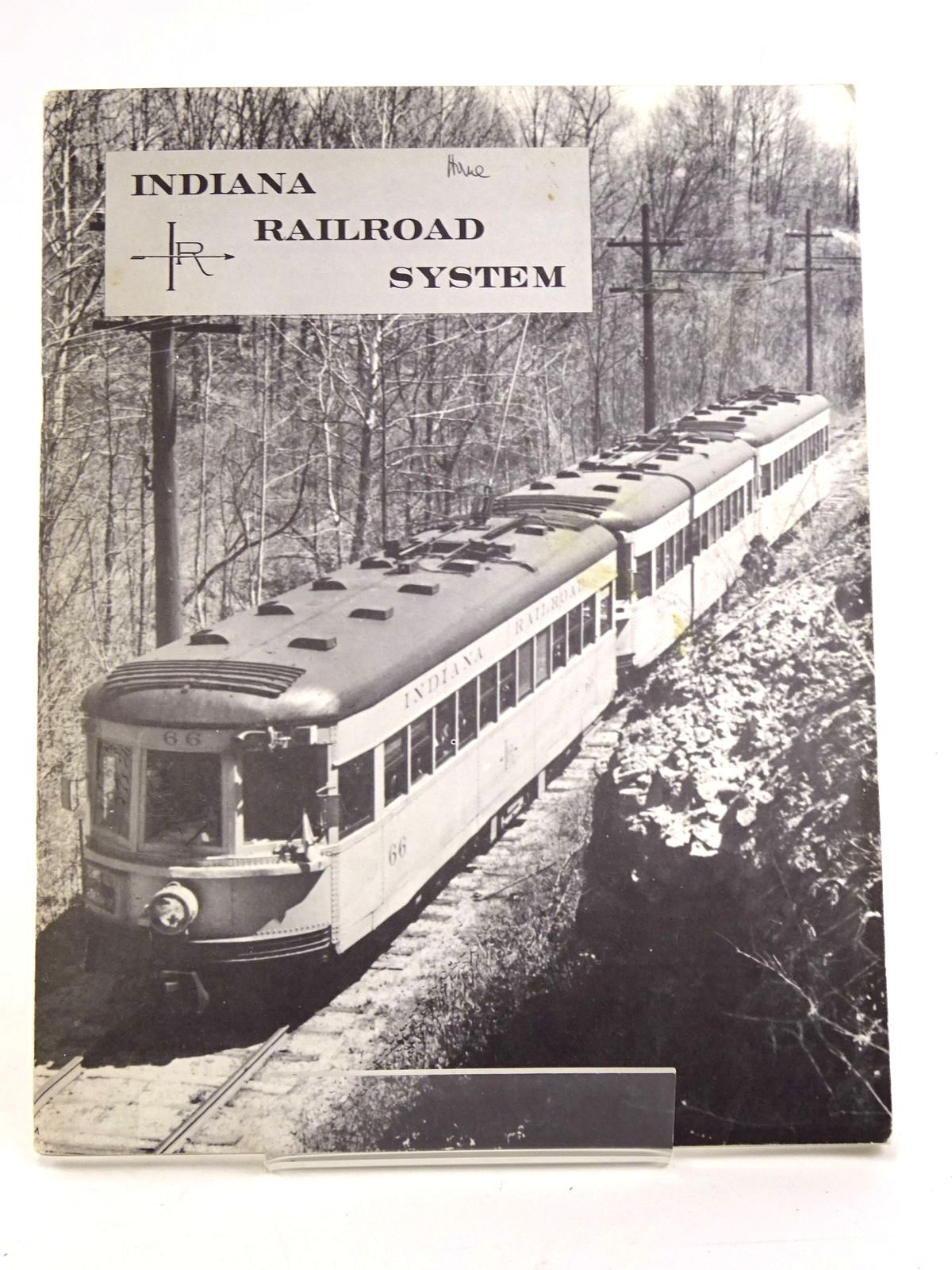 Photo of INDIANA RAILROAD SYSTEM- Stock Number: 1818451