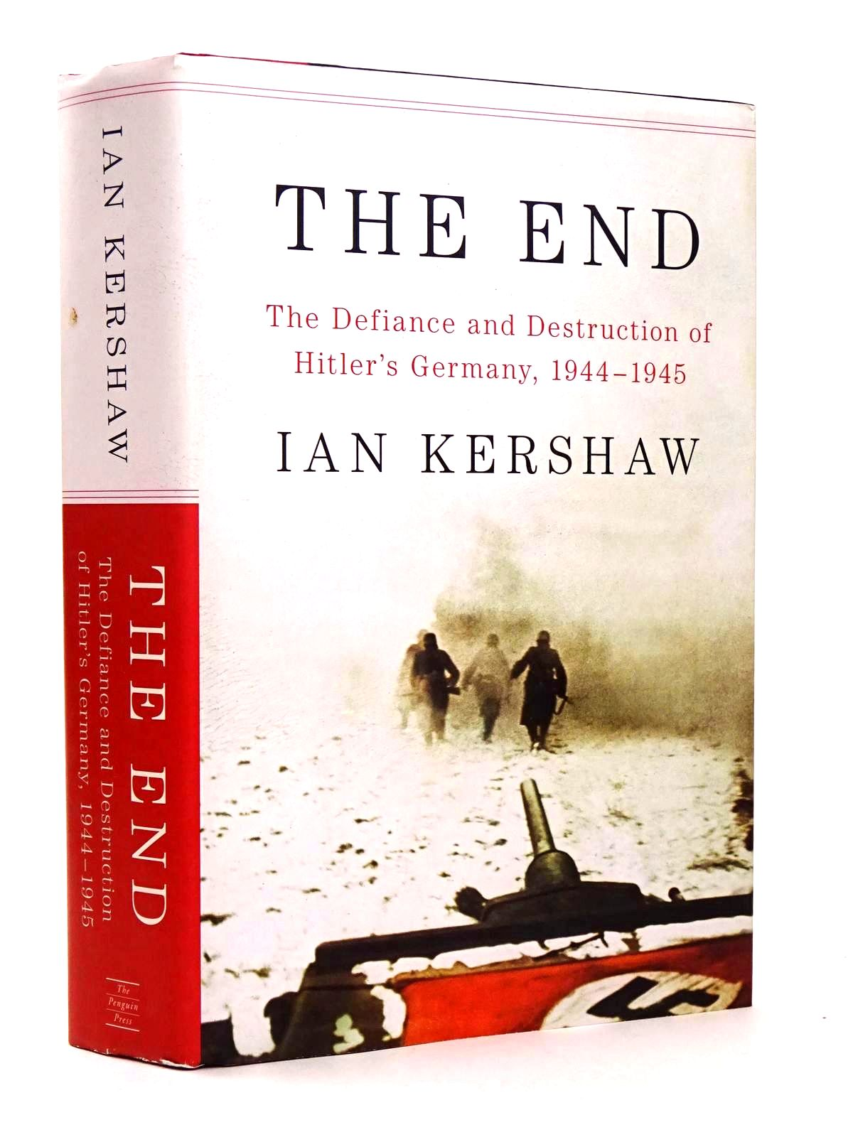 Photo of THE END: THE DEFIANCE AND DESTRUCTION OF  HITLER'S GERMANY, 1944-45- Stock Number: 1818459